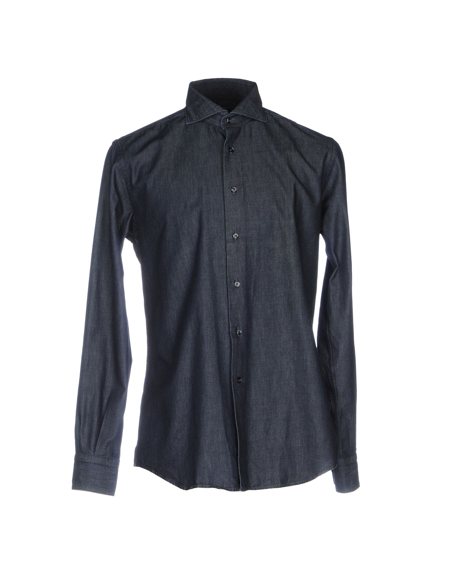 где купить DEL SIENA Джинсовая рубашка по лучшей цене