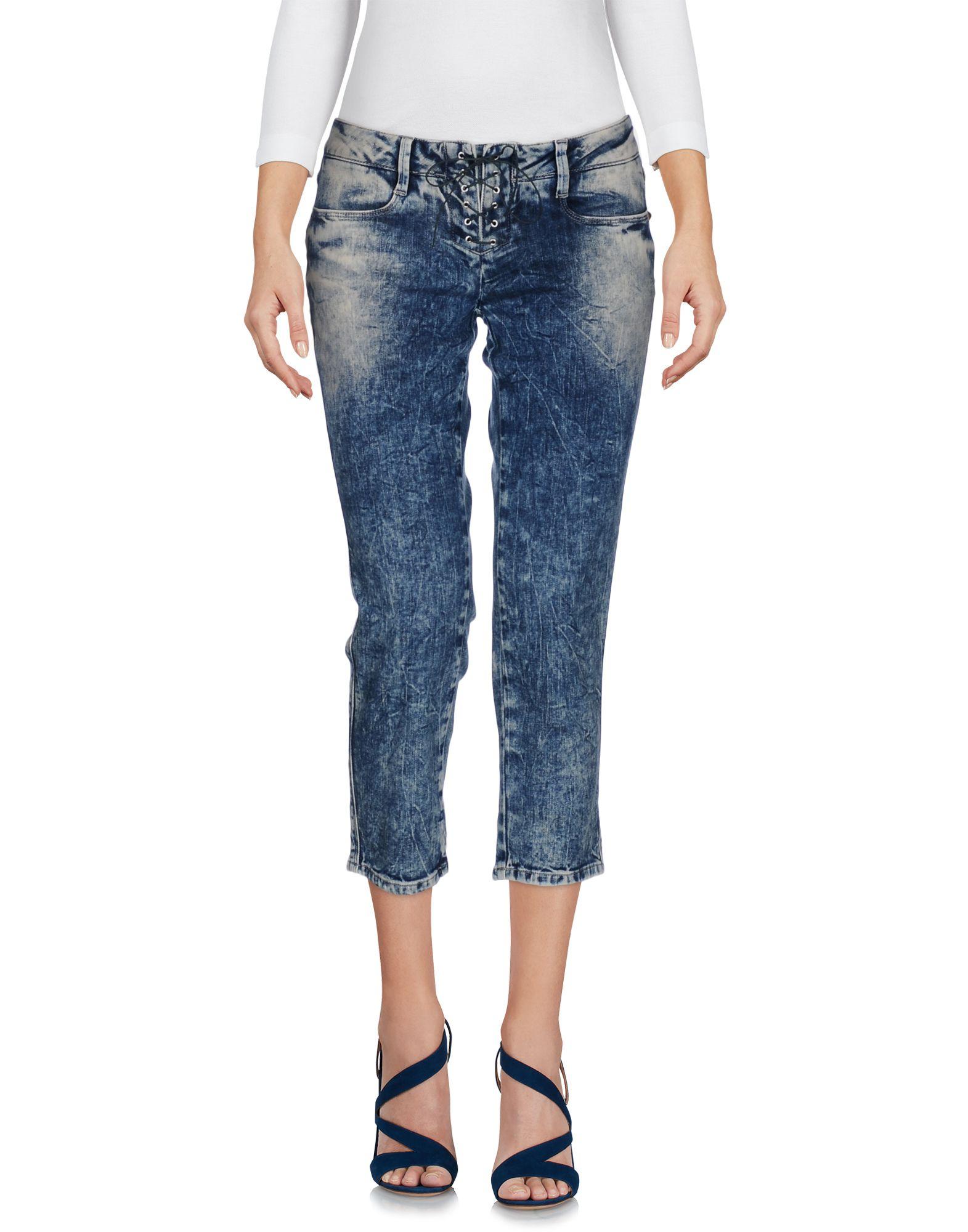 MISS SIXTY Джинсовые брюки-капри miss sixty бумажник