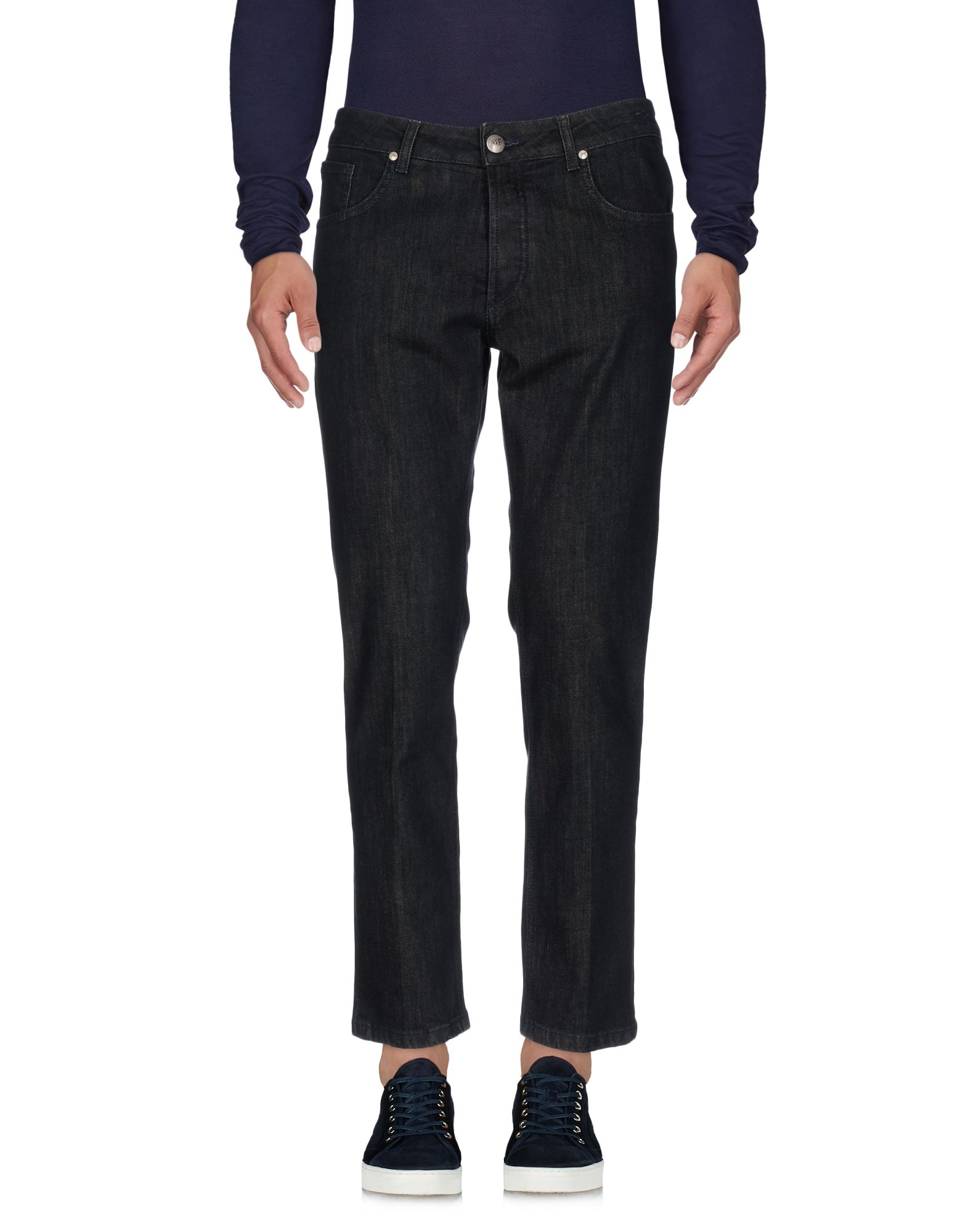 купить MASSIMO BRUNELLI Джинсовые брюки по цене 3750 рублей