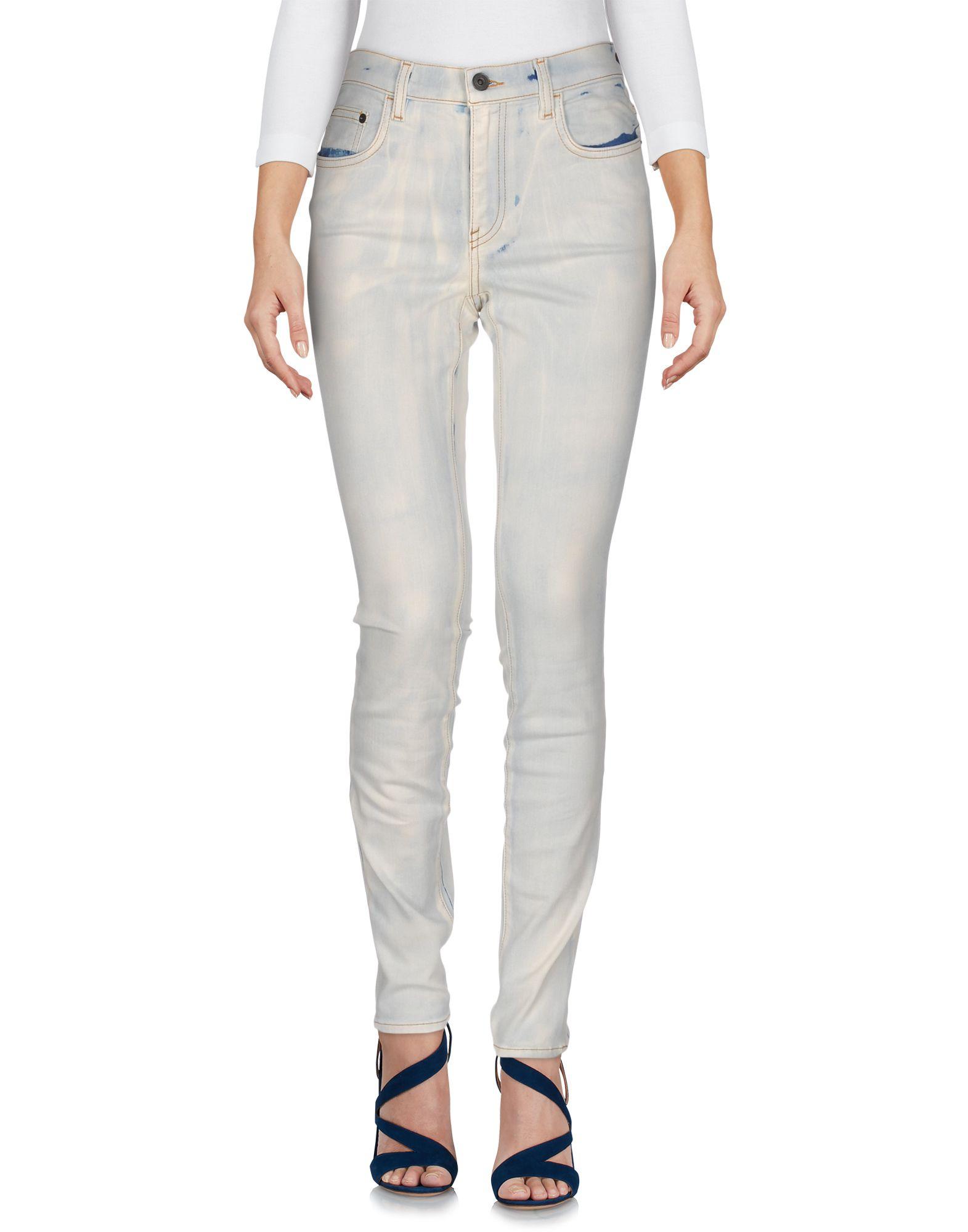 PROENZA SCHOULER Джинсовые брюки dismero джинсовые брюки