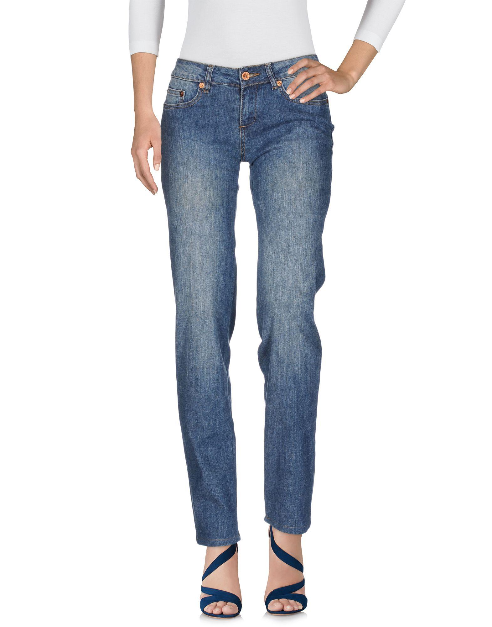 цена LIST Джинсовые брюки онлайн в 2017 году
