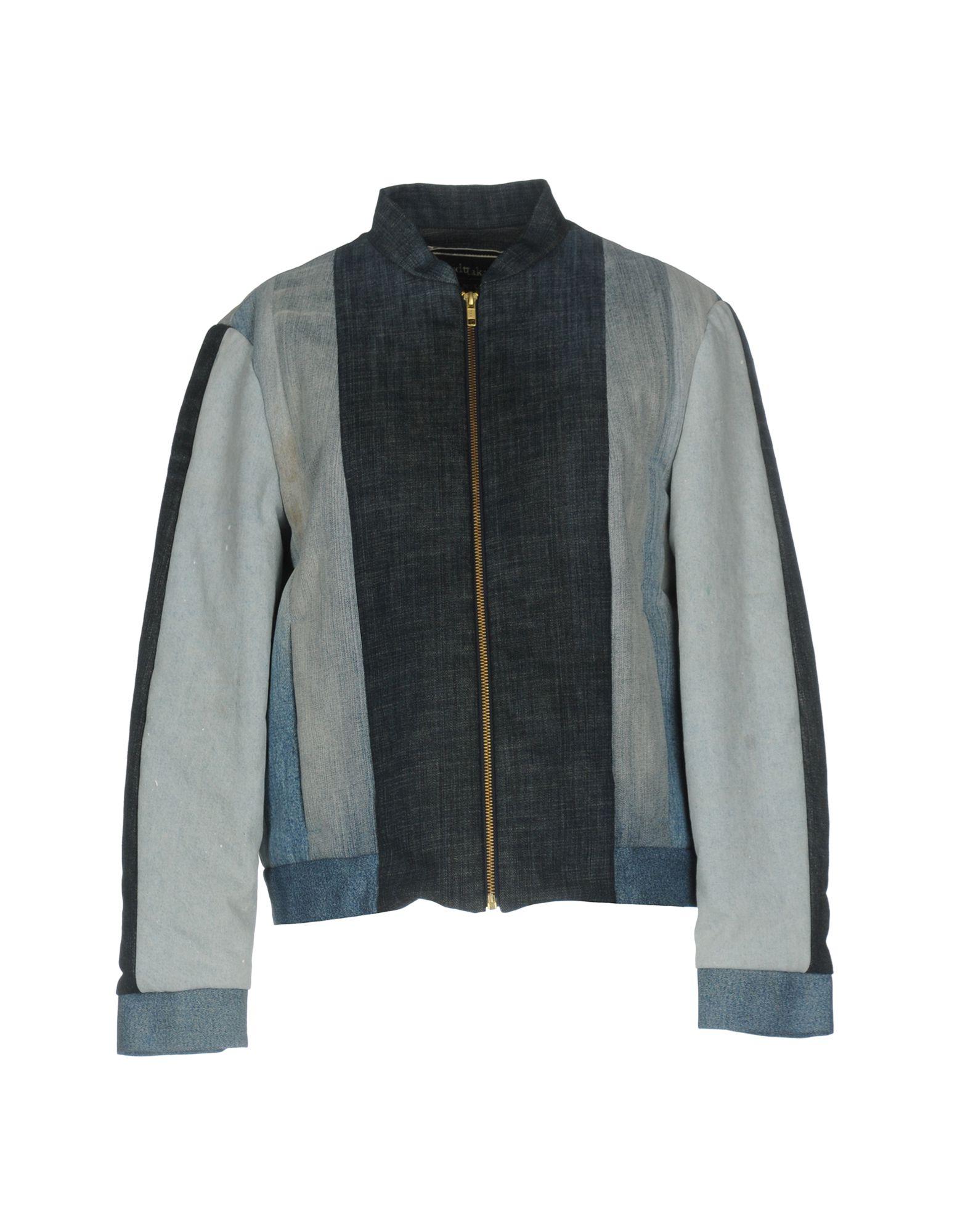 цены на SCHMIDTTAKAHASHI Джинсовая верхняя одежда в интернет-магазинах