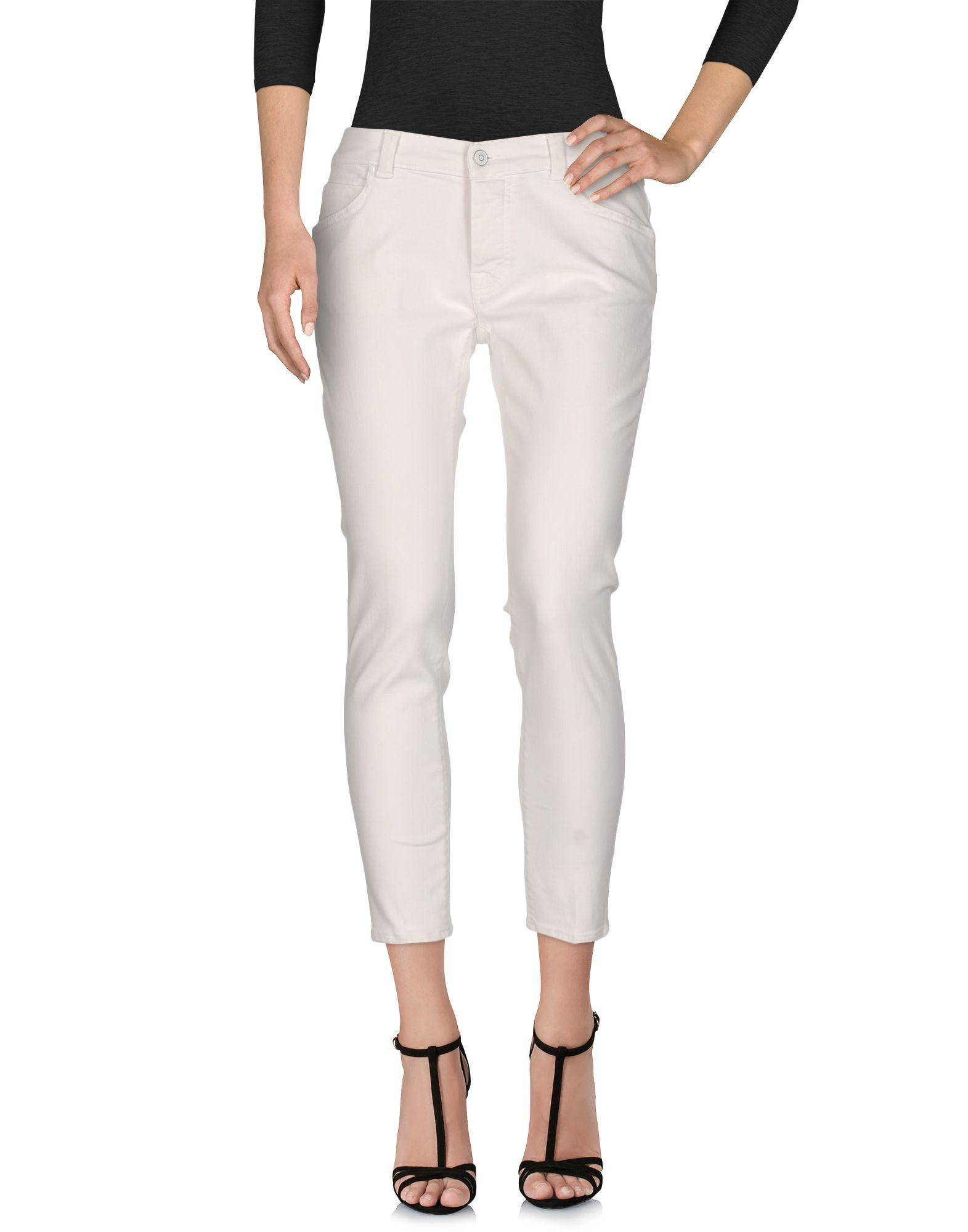 PEOPLE LAB. Джинсовые брюки-капри start up джинсовые брюки капри