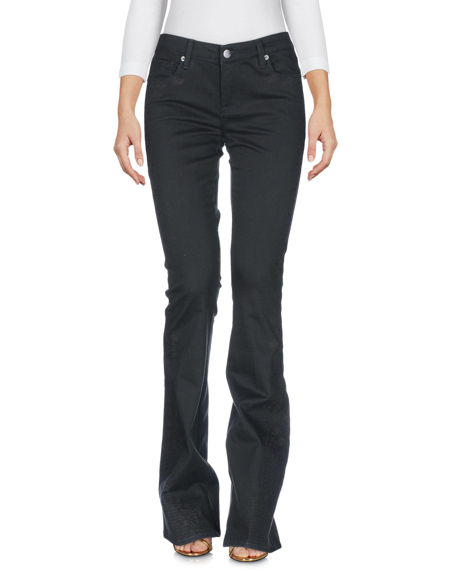 GENETIC DENIM Джинсовые брюки tight denim джинсовые брюки