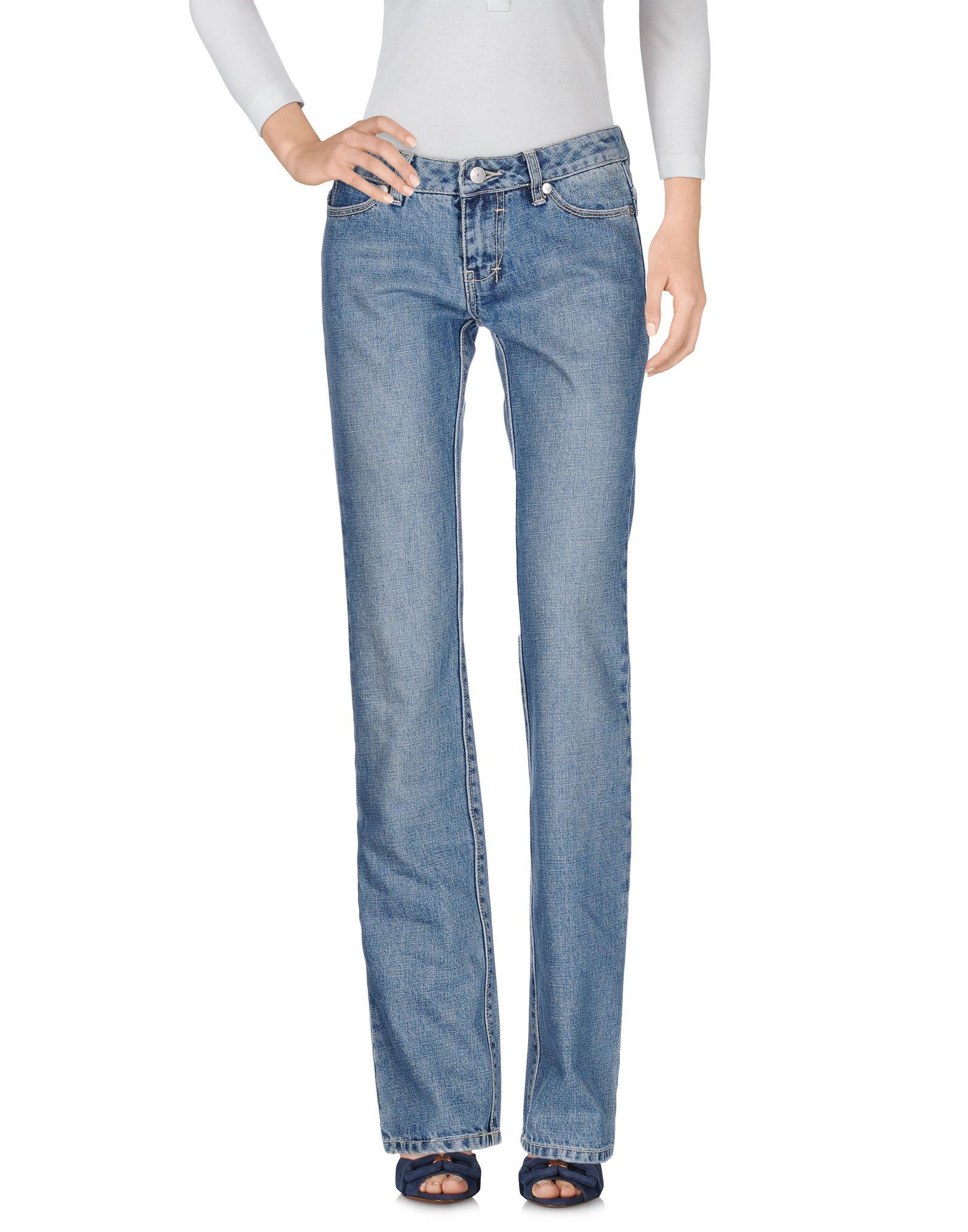 0051 INSIGHT Джинсовые брюки