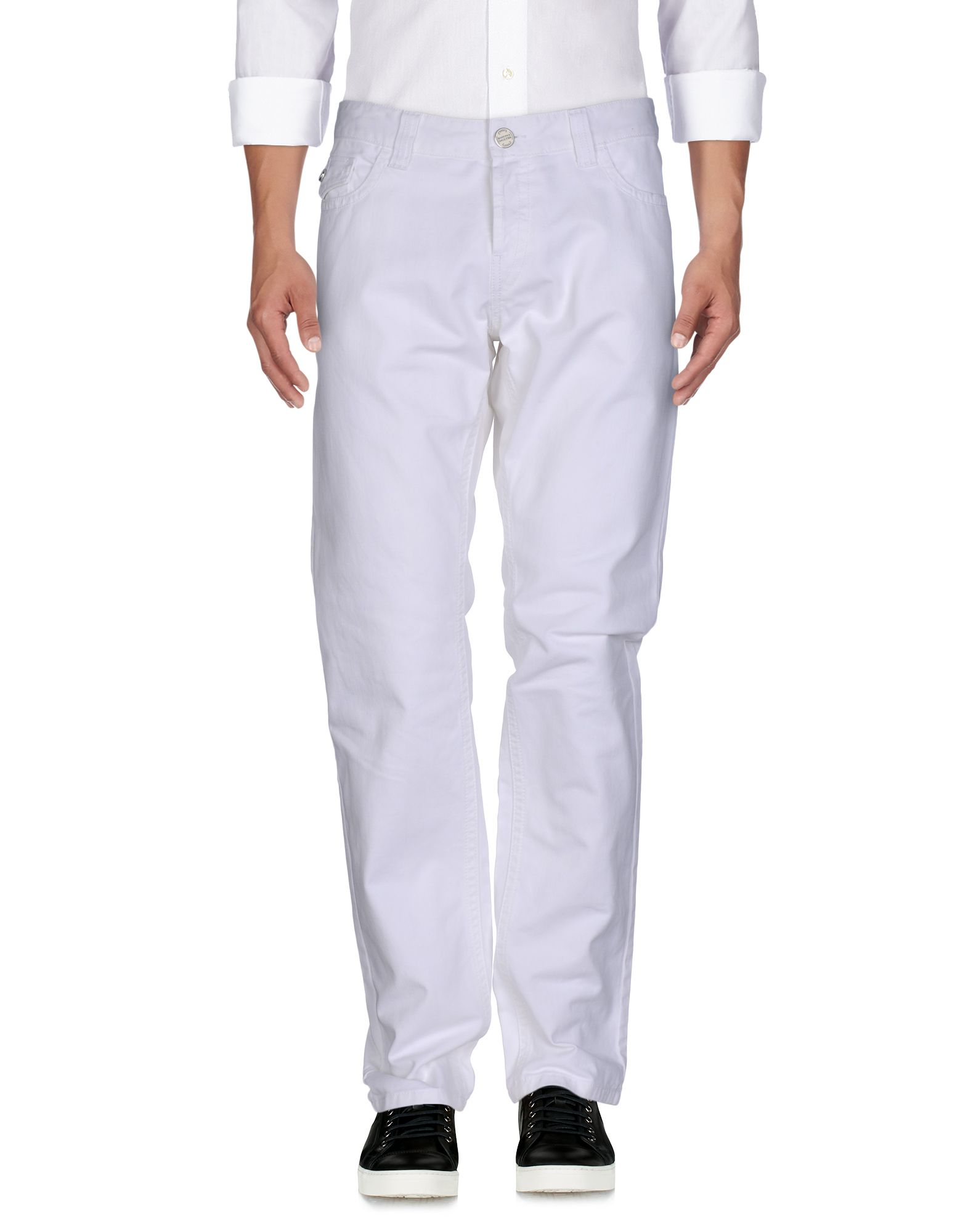 JEAN'S PAUL GAULTIER Джинсовые брюки jean paul gaultier vintage двубортное пальто