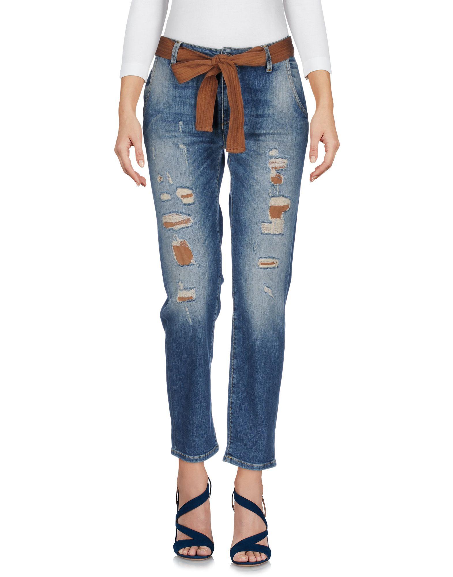 KAOS JEANS Джинсовые брюки