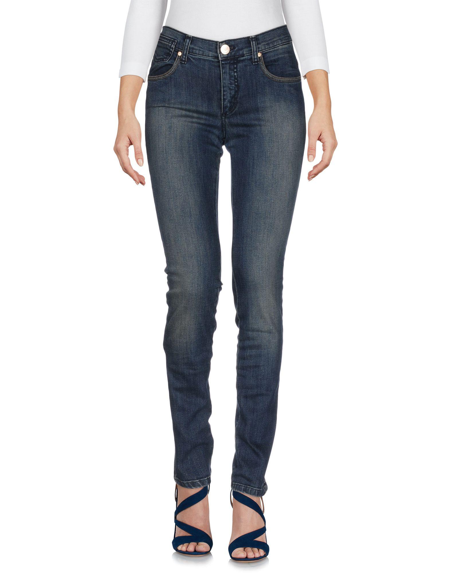 BLUE LUXURY Джинсовые брюки luxury stand flip