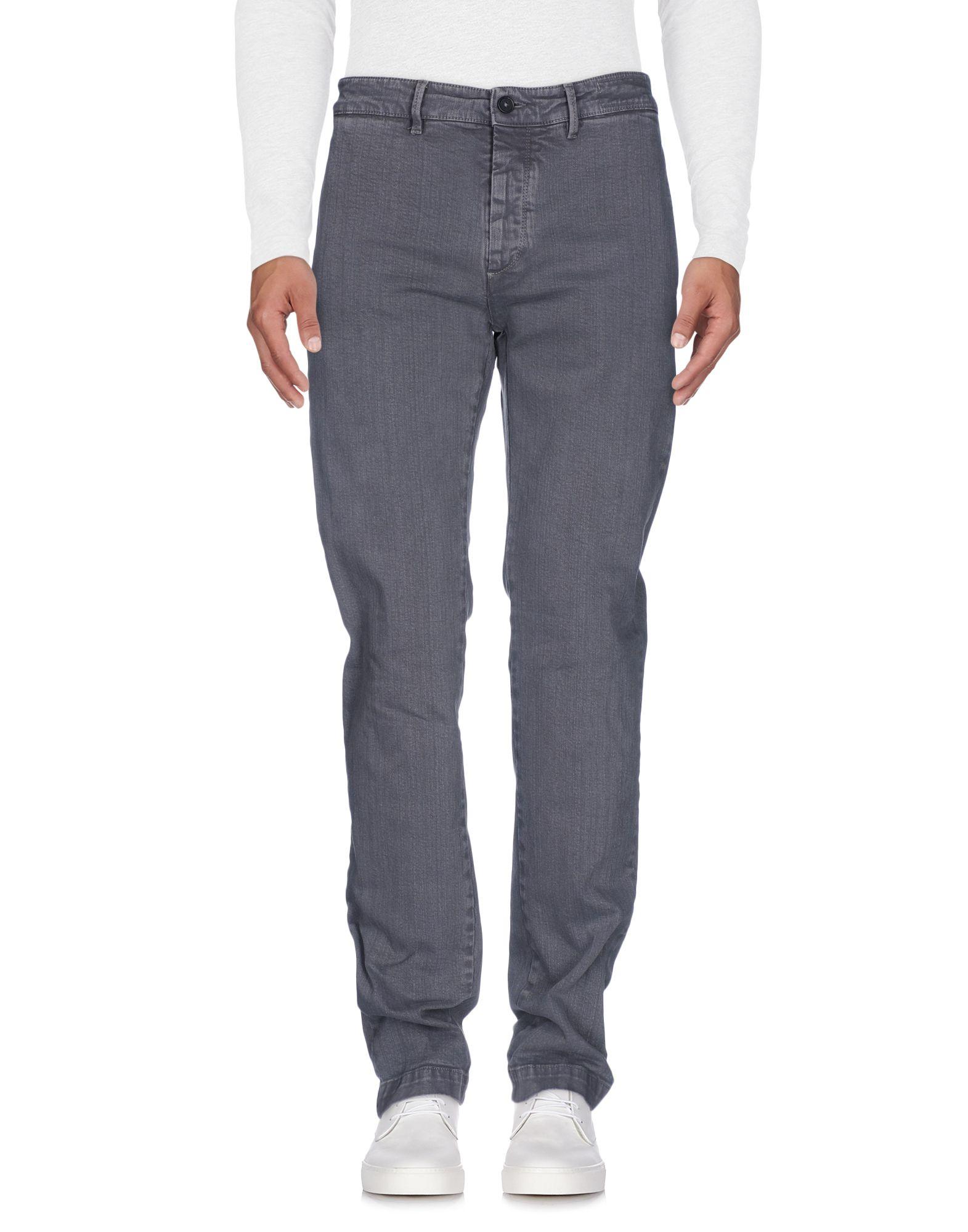 MASSIMO ALBA Джинсовые брюки