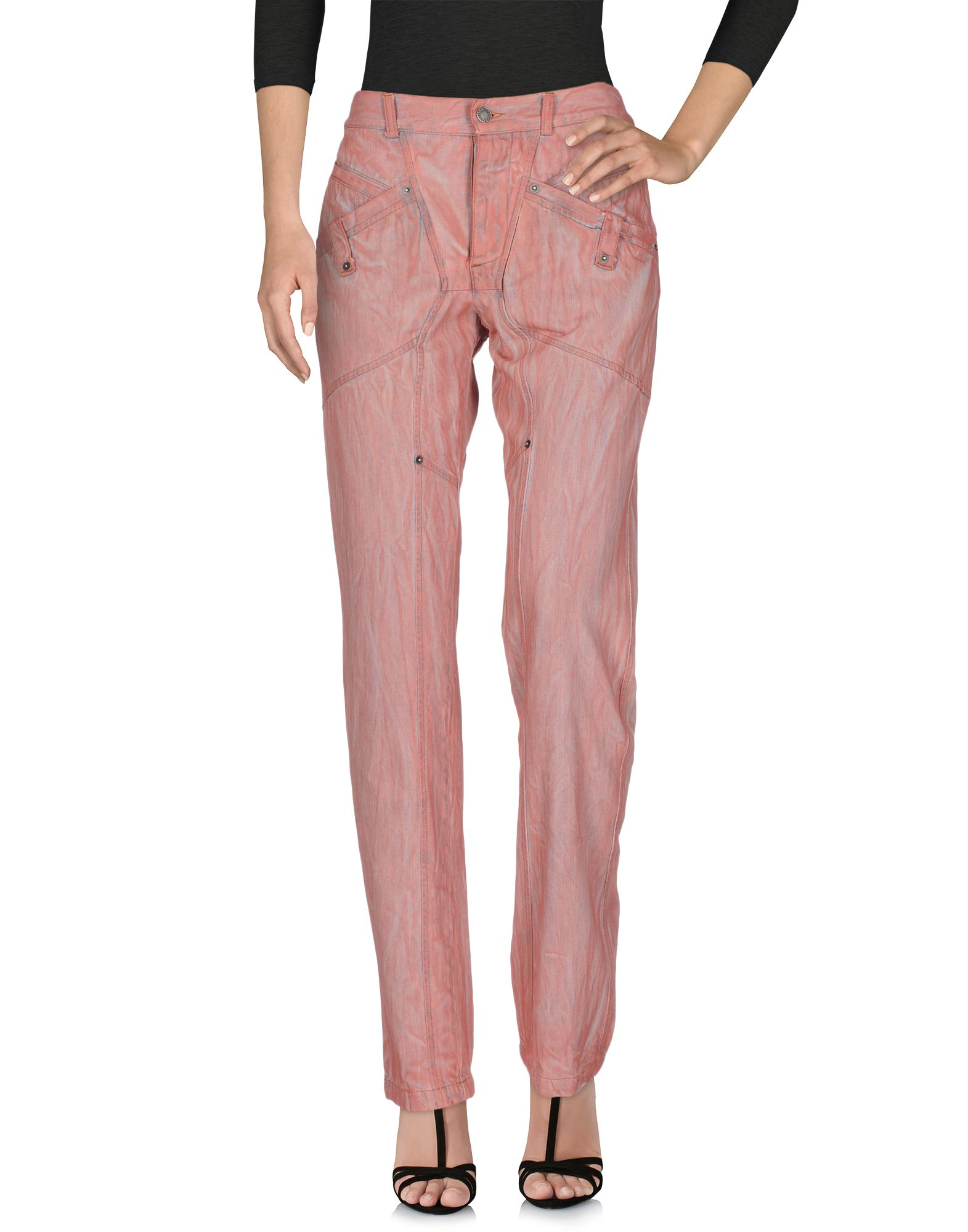 купить GAETANO NAVARRA Джинсовые брюки по цене 14550 рублей