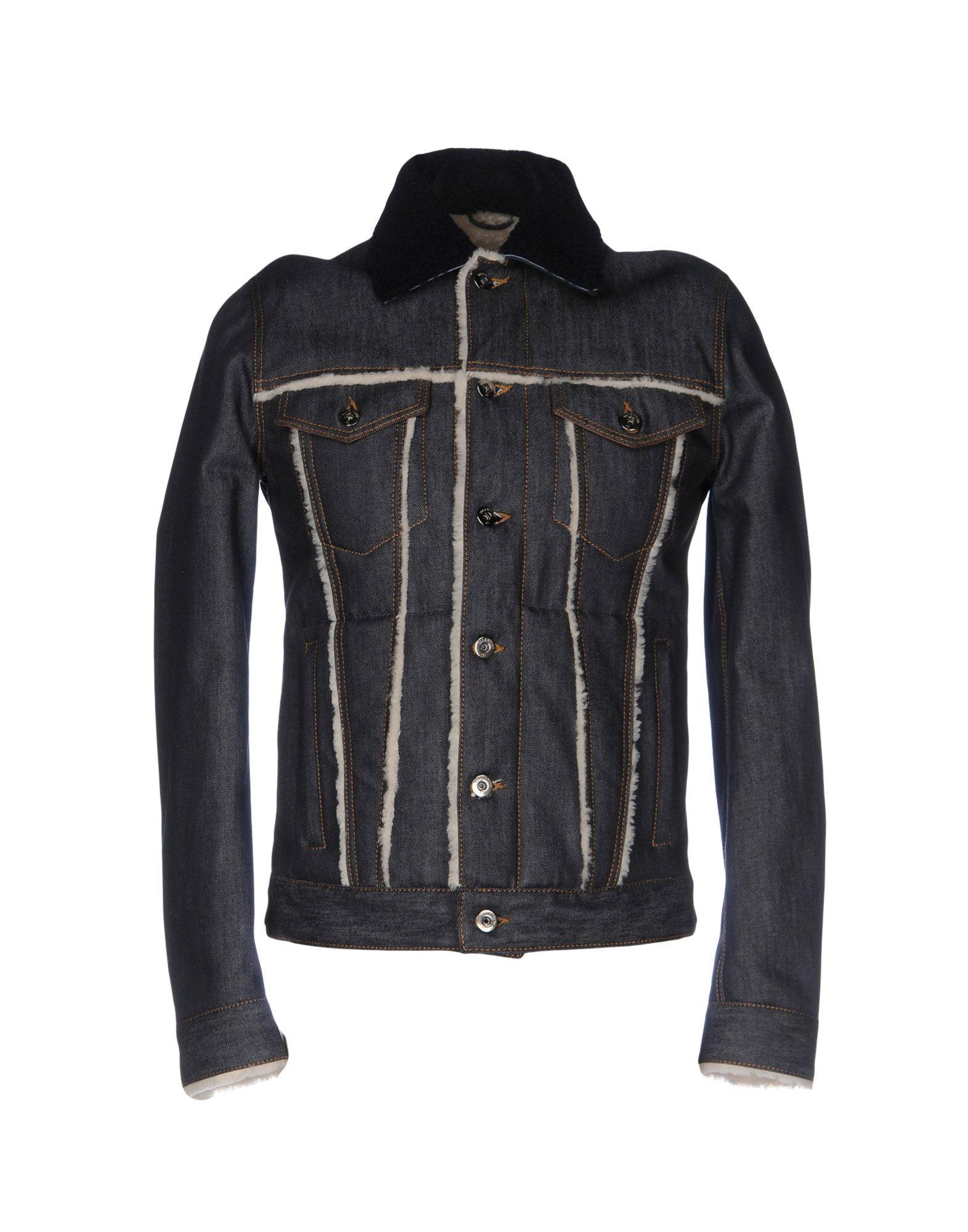 VALENTINO Джинсовая верхняя одежда diesel джинсовая верхняя одежда