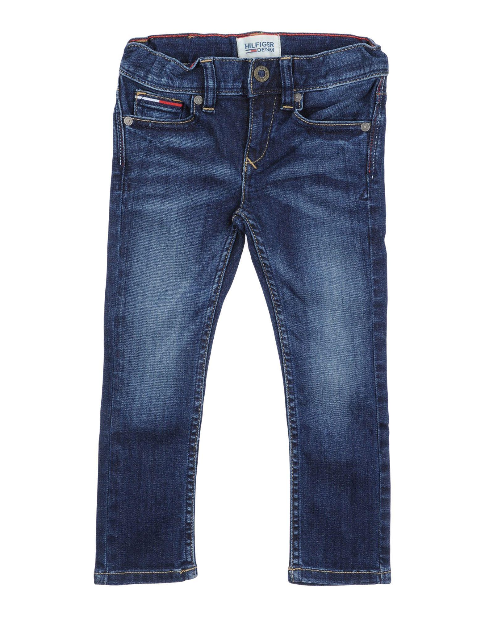 TOMMY HILFIGER DENIM Jungen 3-8 jahre Jeanshose Farbe Blau Größe 1