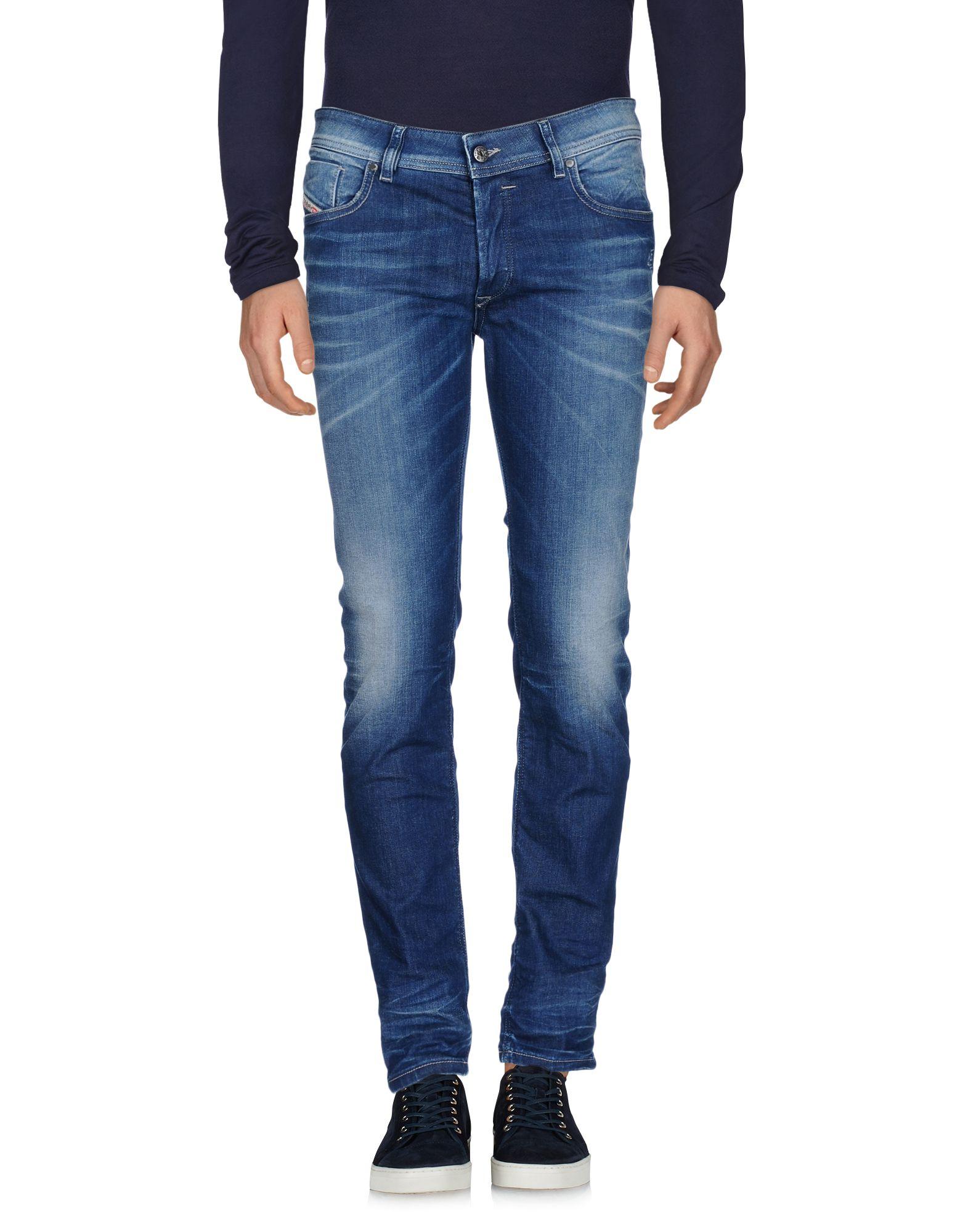 DIESEL Herren Jeanshose Farbe Blau Größe 8