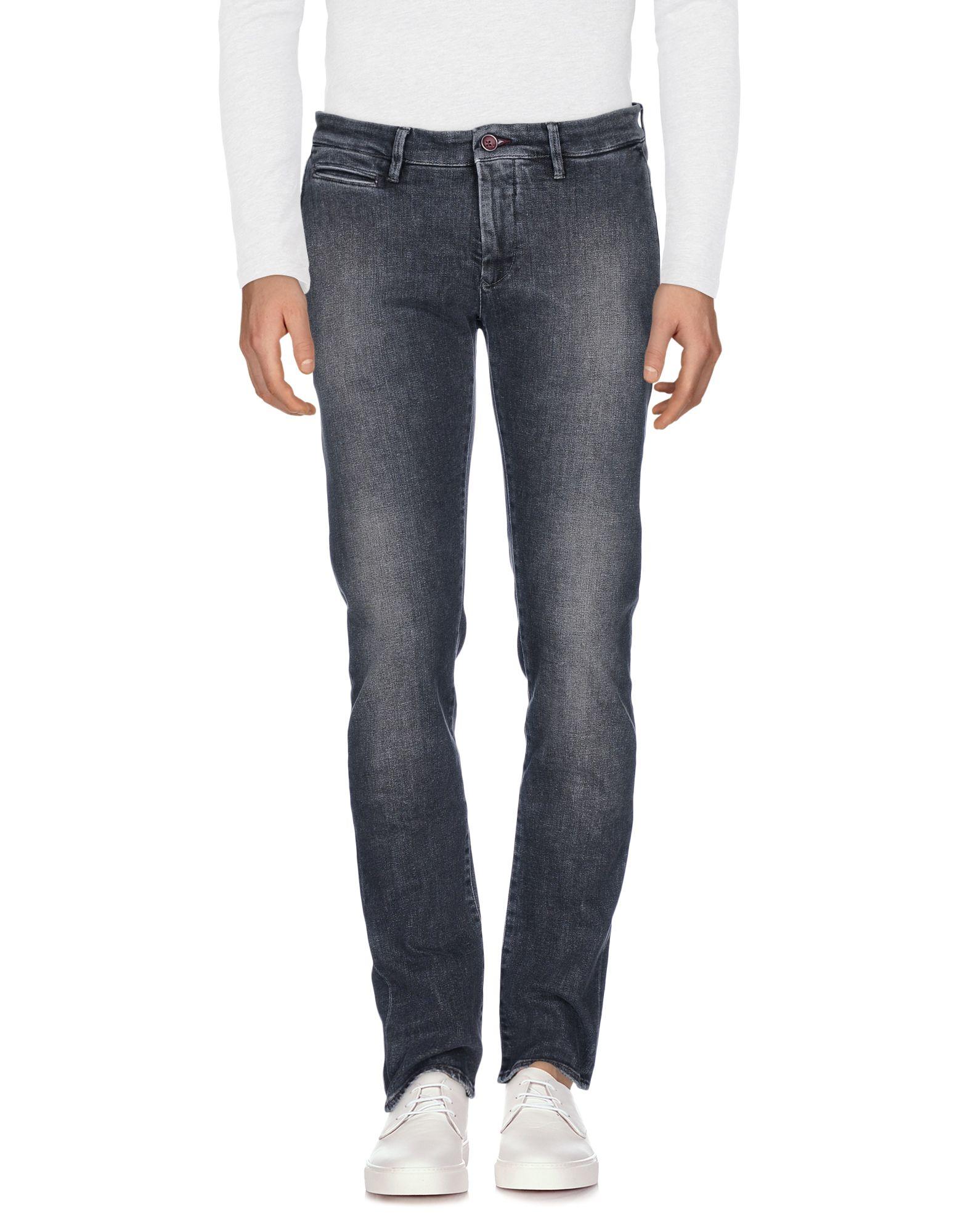 SIVIGLIA Herren Jeanshose Farbe Schwarz Größe 5
