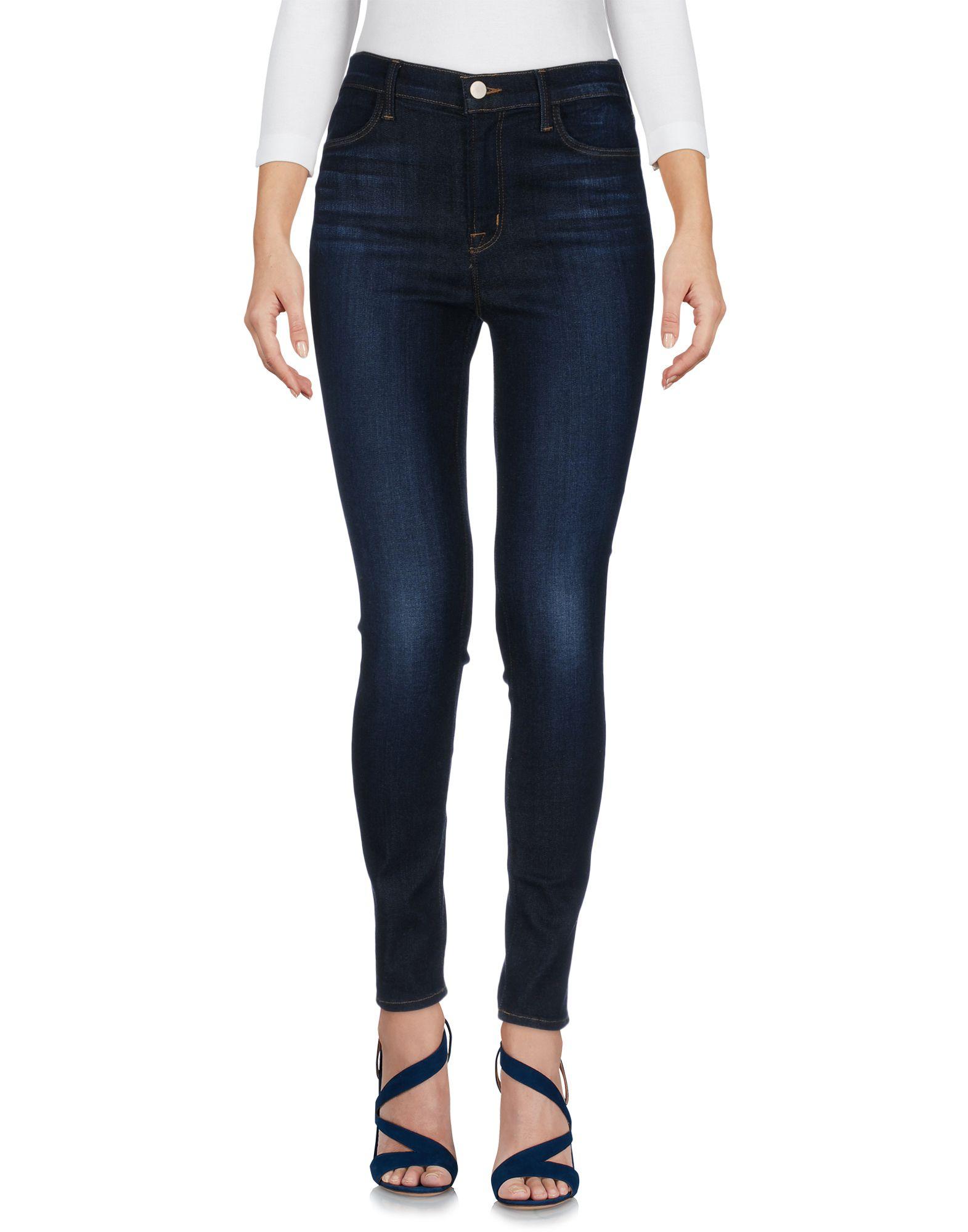 J BRAND Damen Jeanshose Farbe Blau Größe 7