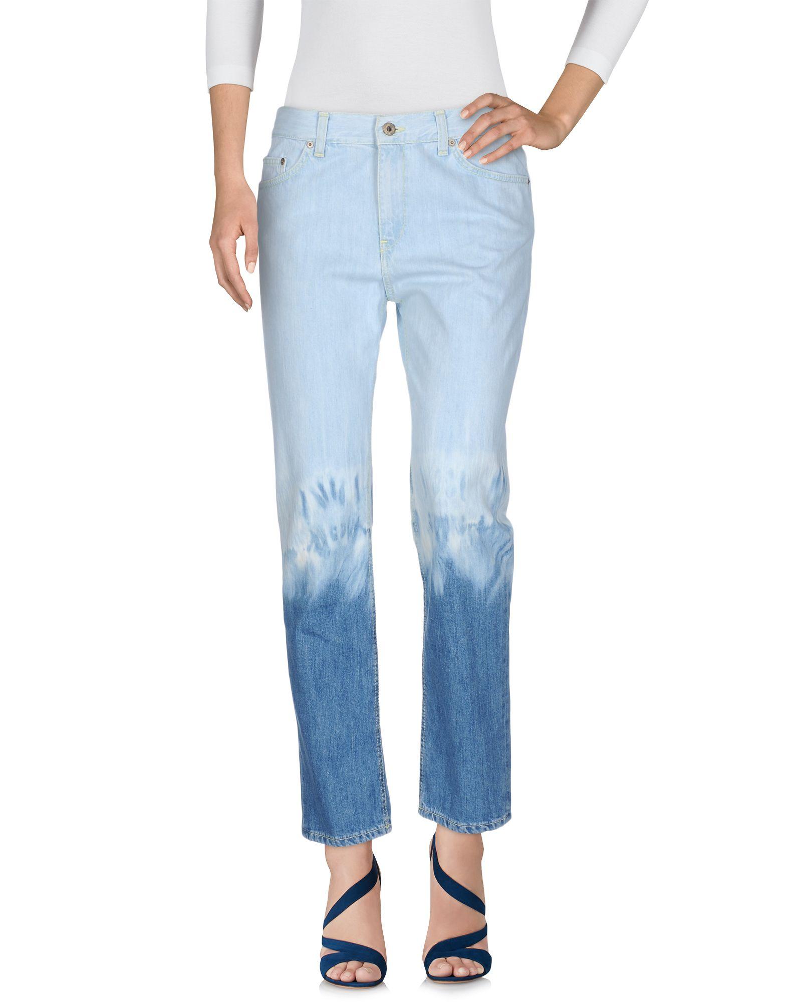 DONDUP Damen Jeanshose Farbe Blau Größe 5