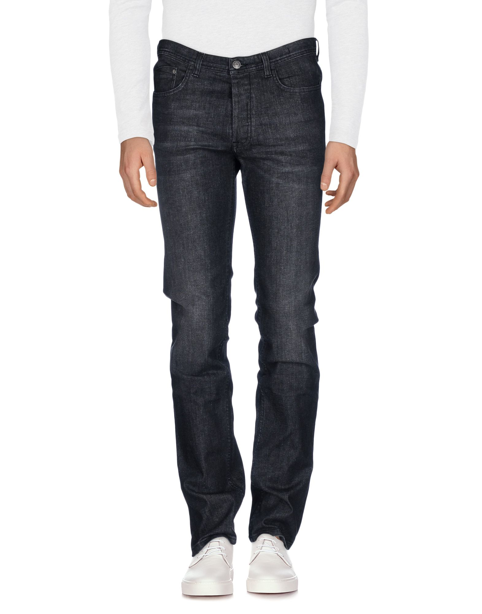ICEBERG Herren Jeanshose Farbe Schwarz Größe 6