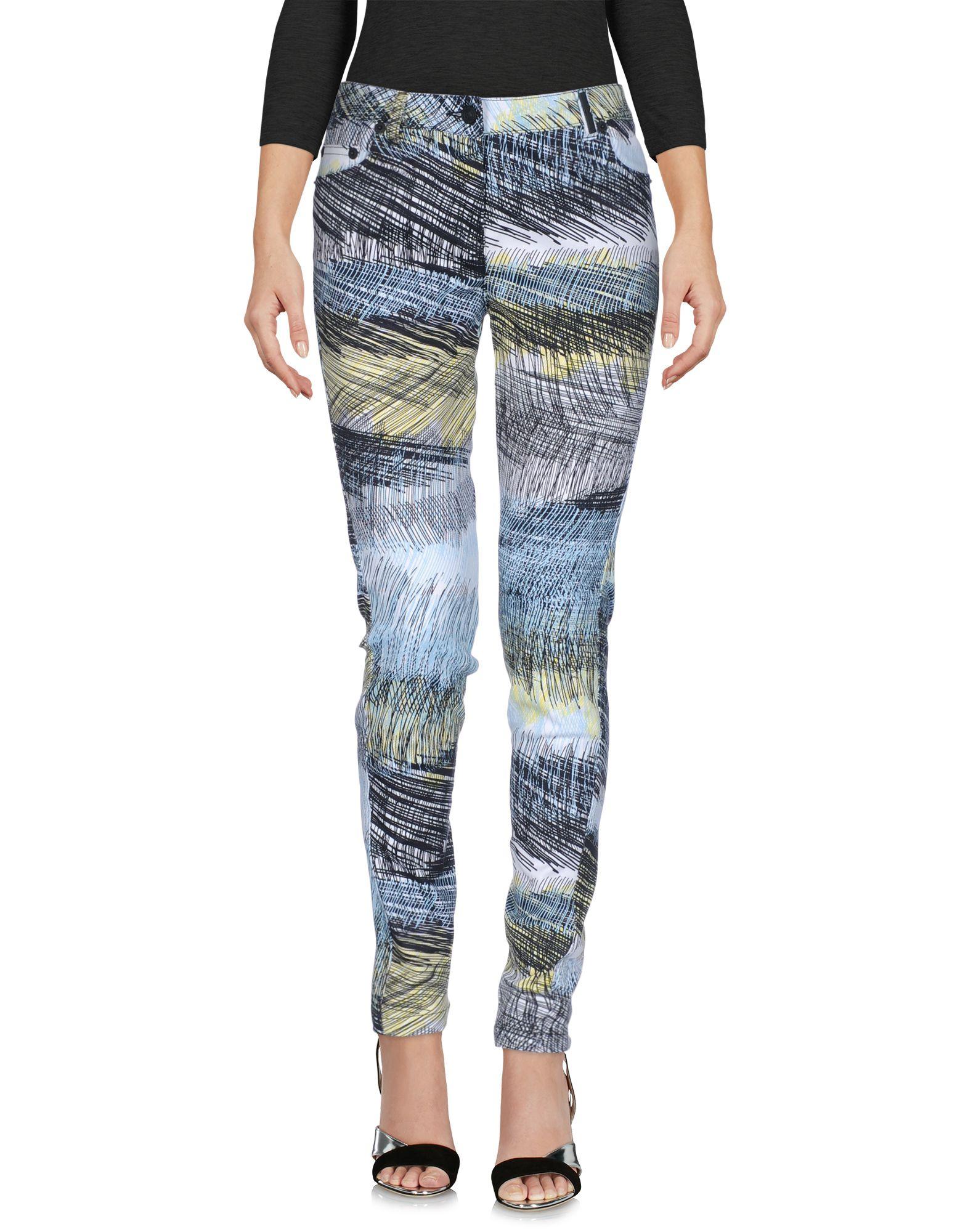 KENZO Damen Jeanshose Farbe Weiß Größe 5