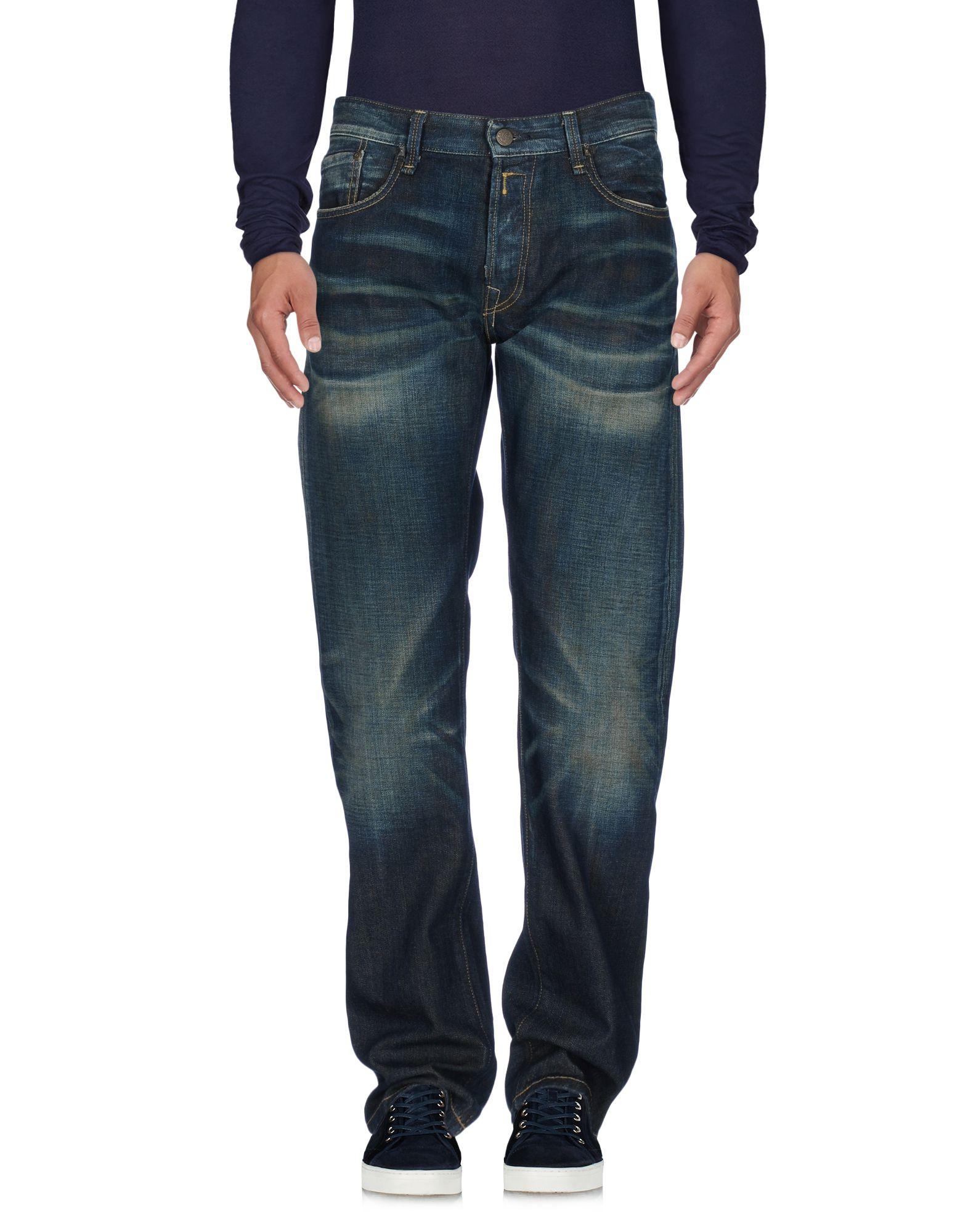 REPLAY Herren Jeanshose Farbe Blau Größe 10