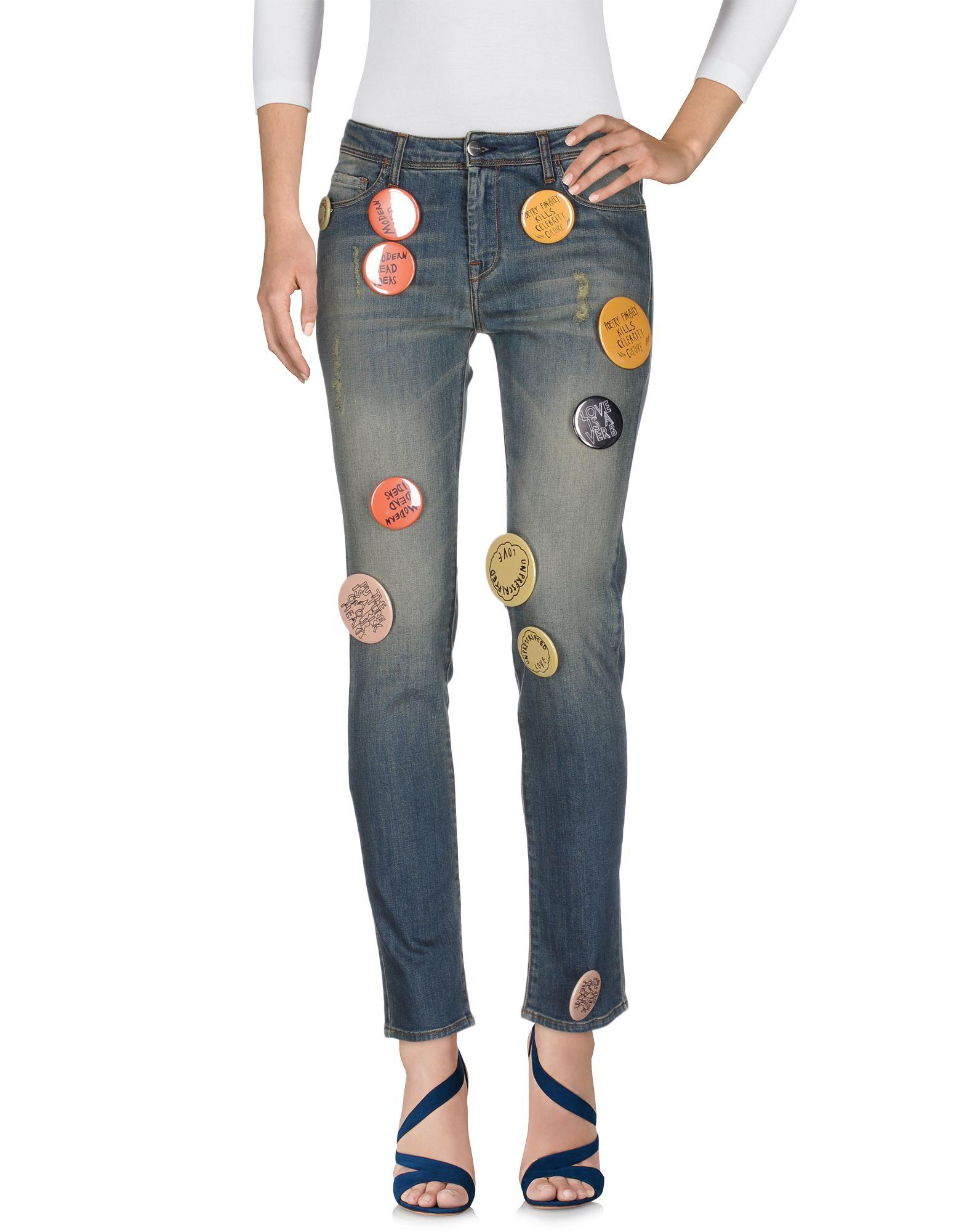 Фото - EACH X OTHER Джинсовые брюки брошь blucome bijouteria esmaltes 7106100495