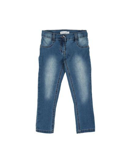 RUBACUORI Pantalon en jean femme