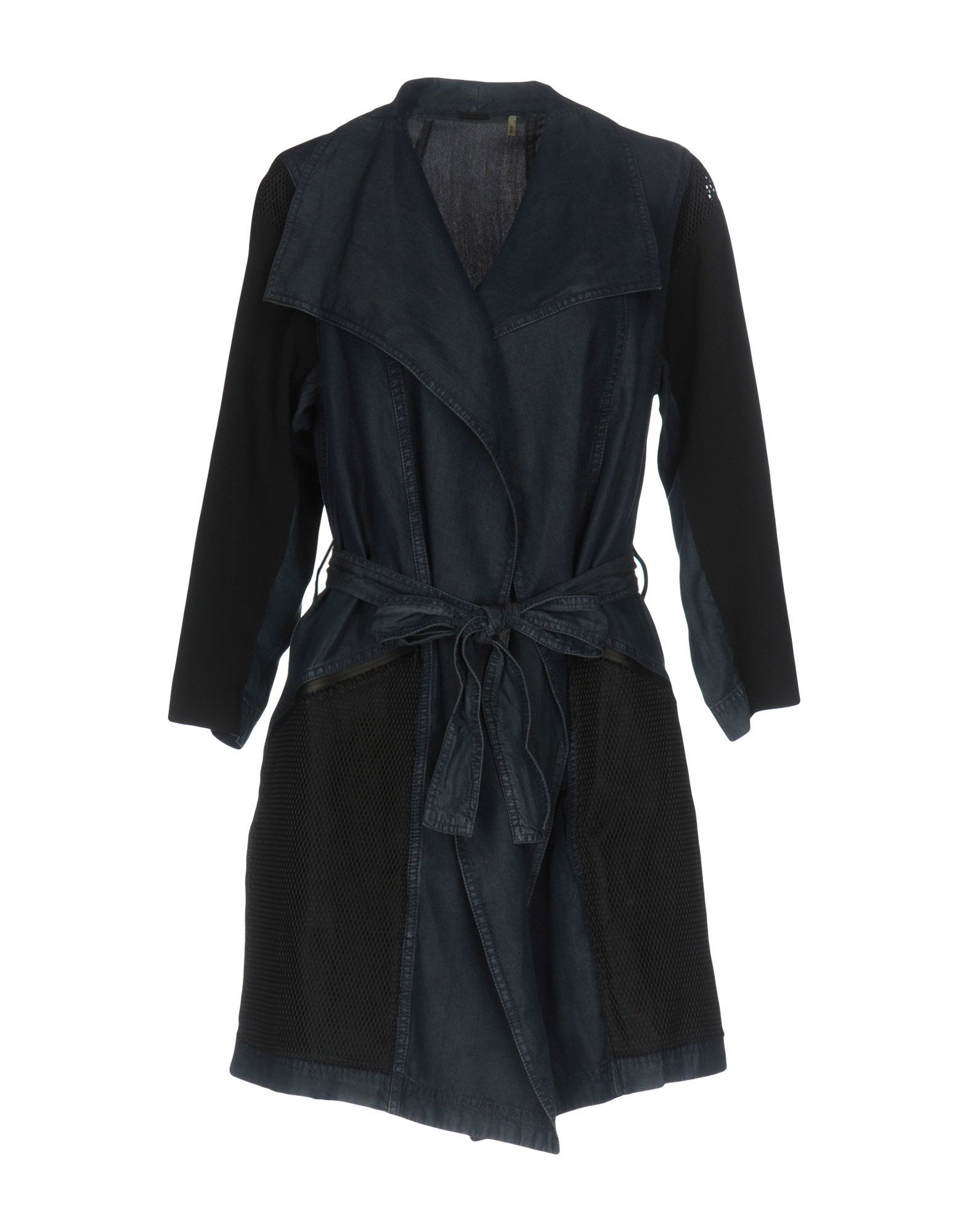 ELIE TAHARI Джинсовая верхняя одежда верхняя одежда