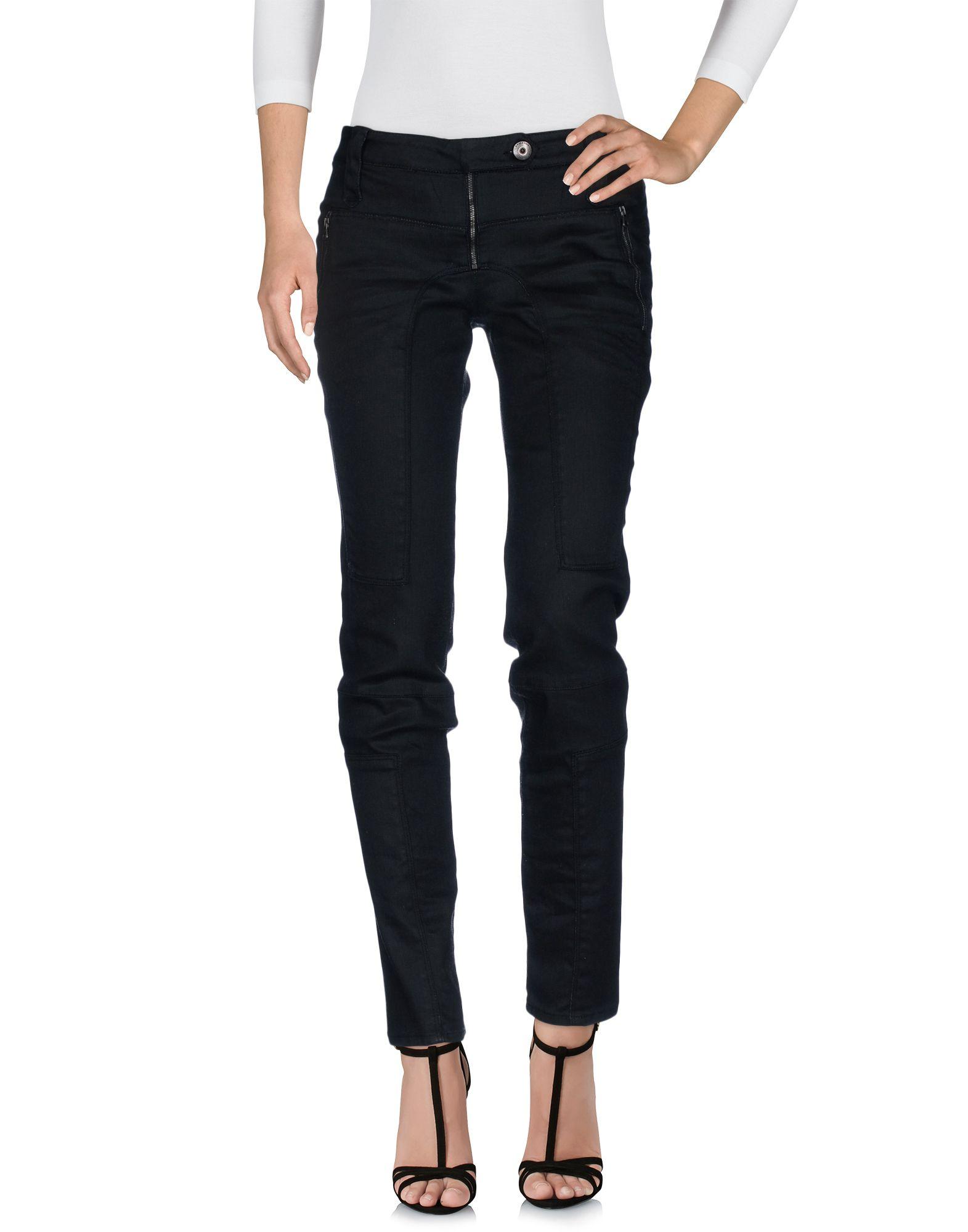где купить  ERMANNO DI ERMANNO SCERVINO Джинсовые брюки  по лучшей цене