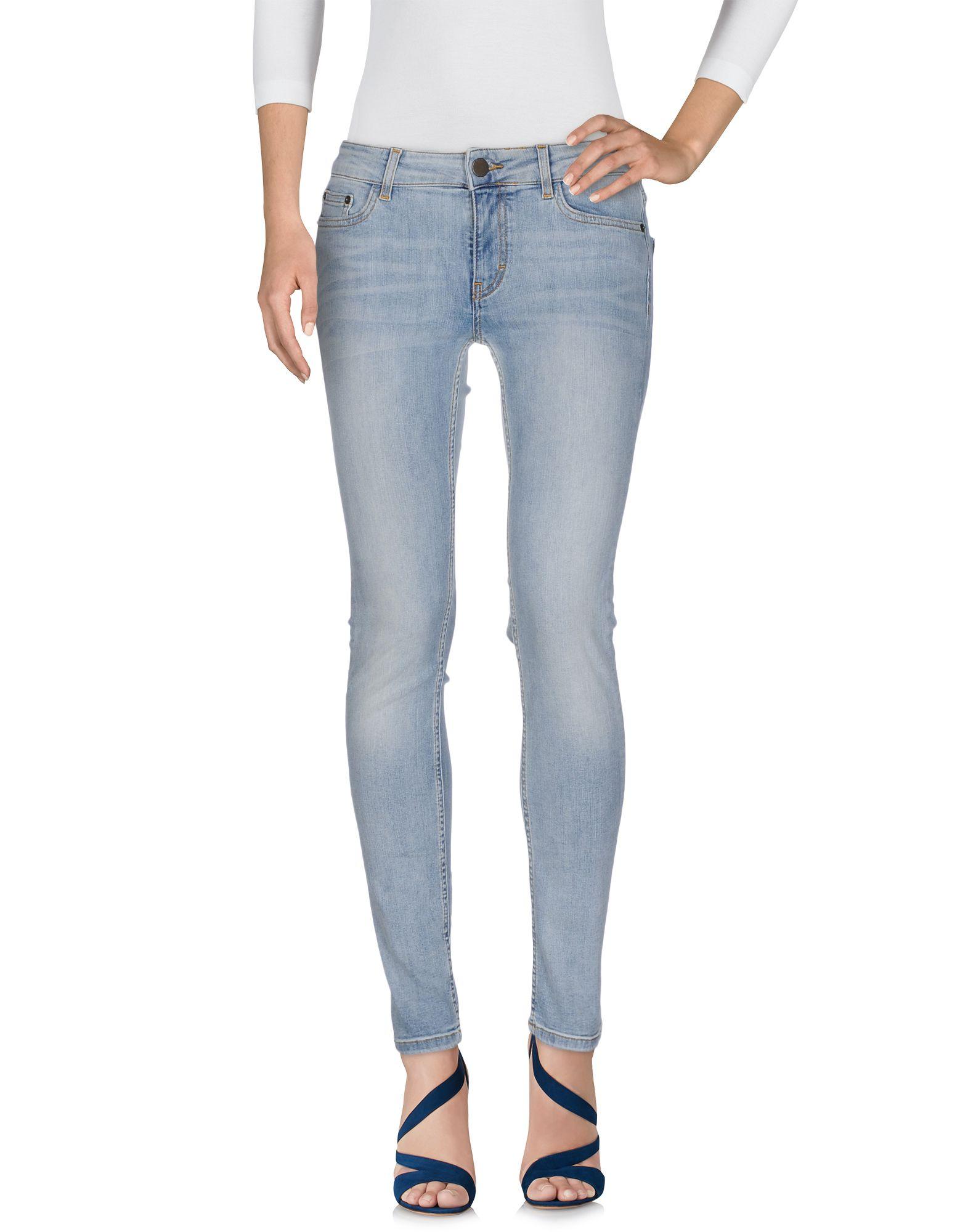 ФОТО maje джинсовые брюки