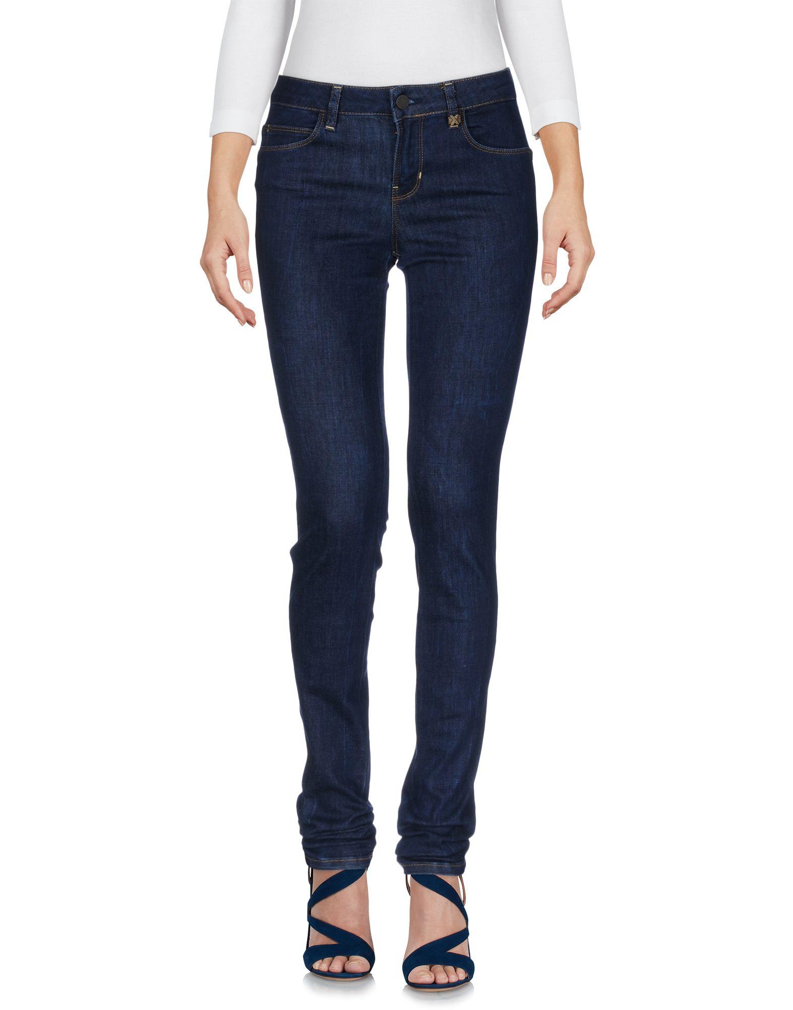 GUESS Damen Jeanshose1 blau