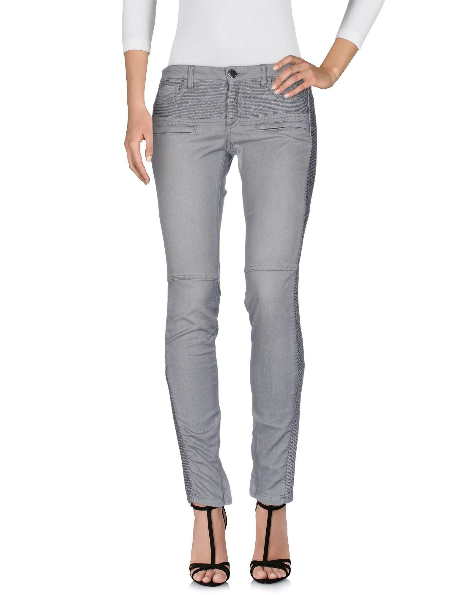 MAJE Джинсовые брюки dismero джинсовые брюки