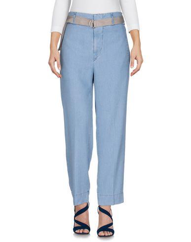 Джинсовые брюки INCOTEX