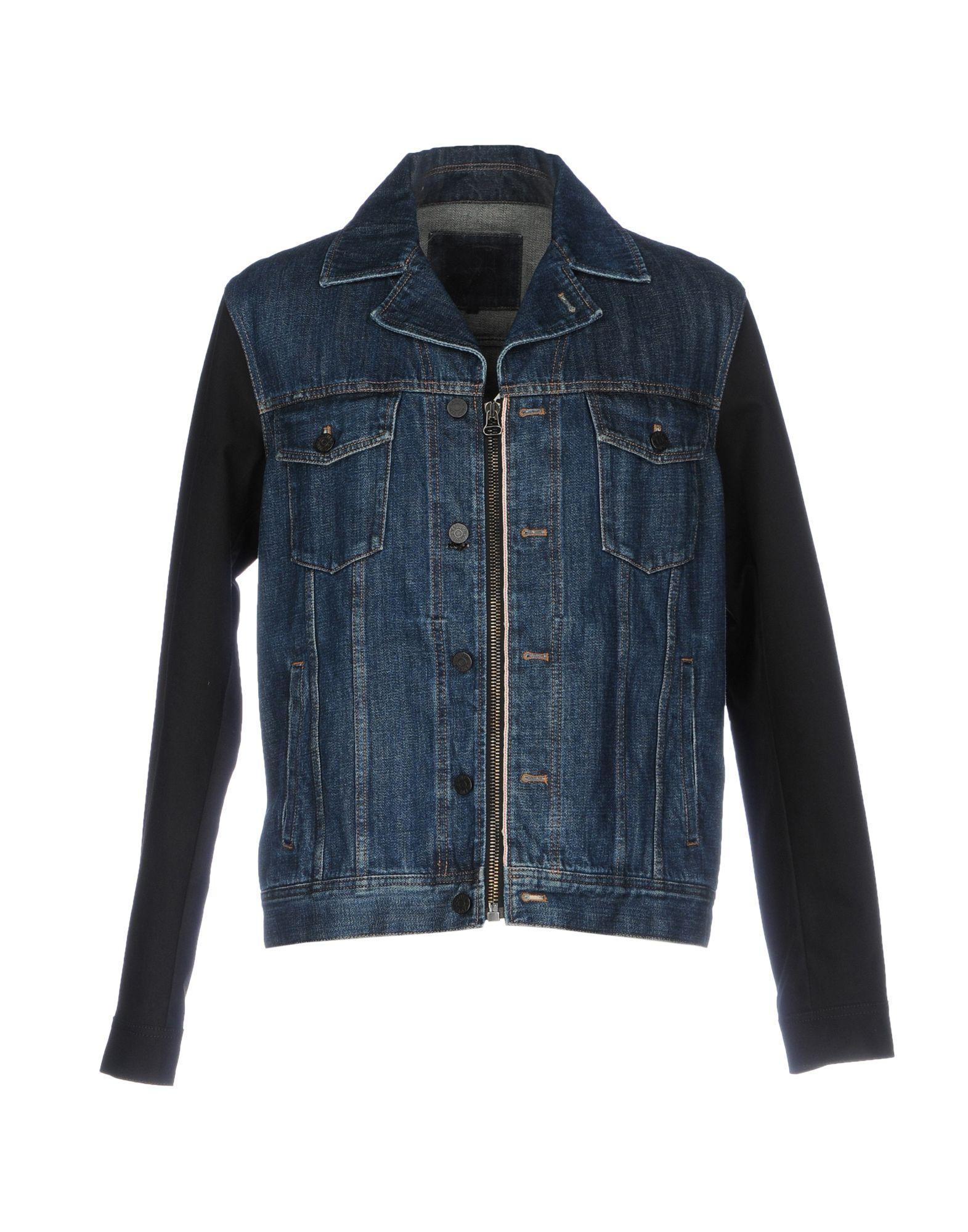 LANVIN Джинсовая верхняя одежда edun джинсовая верхняя одежда