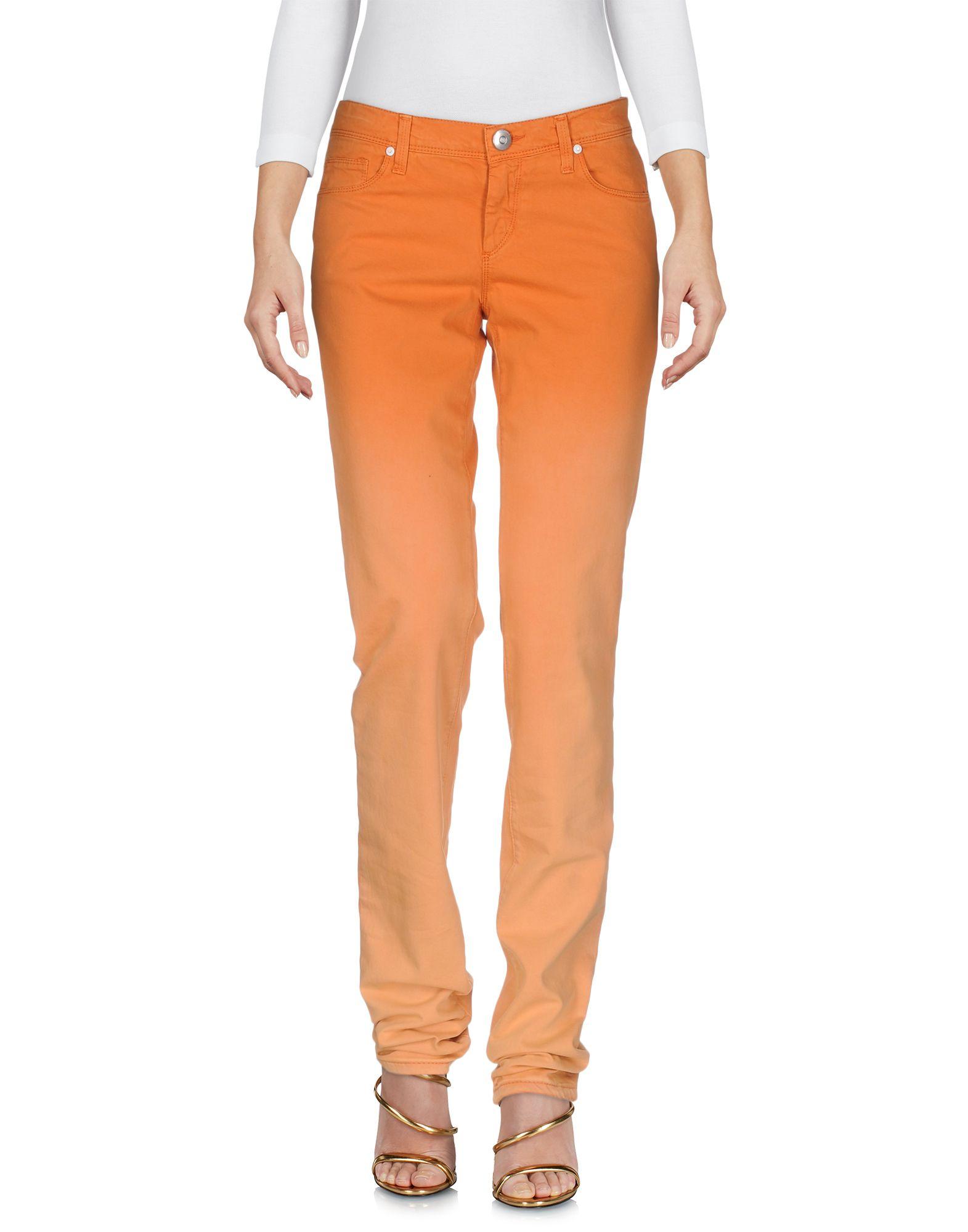Фото ERMANNO DI ERMANNO SCERVINO Джинсовые брюки. Купить с доставкой