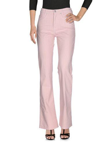Джинсовые брюки NATAN. Цвет: светло-розовый