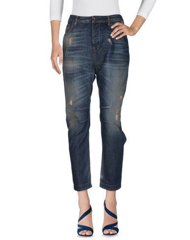 Джинсовые брюки TWINSET