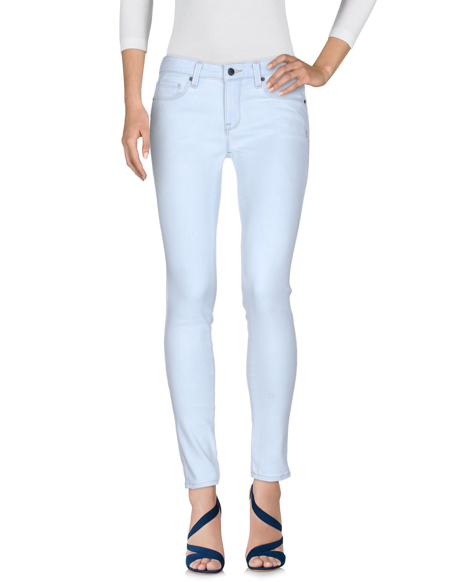 GENETIC DENIM Джинсовые брюки
