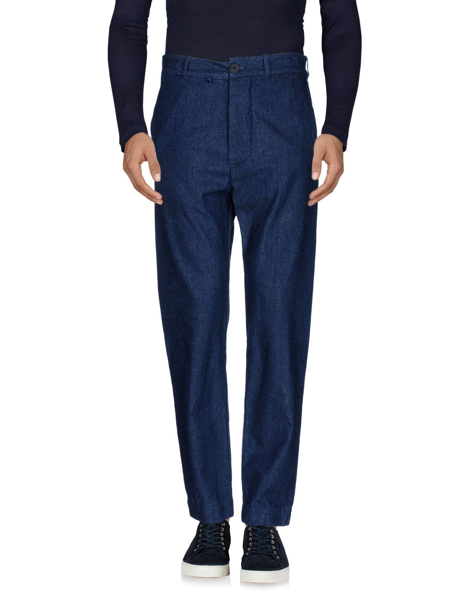 CASEY∘CASEY Джинсовые брюки casey∘casey повседневные брюки