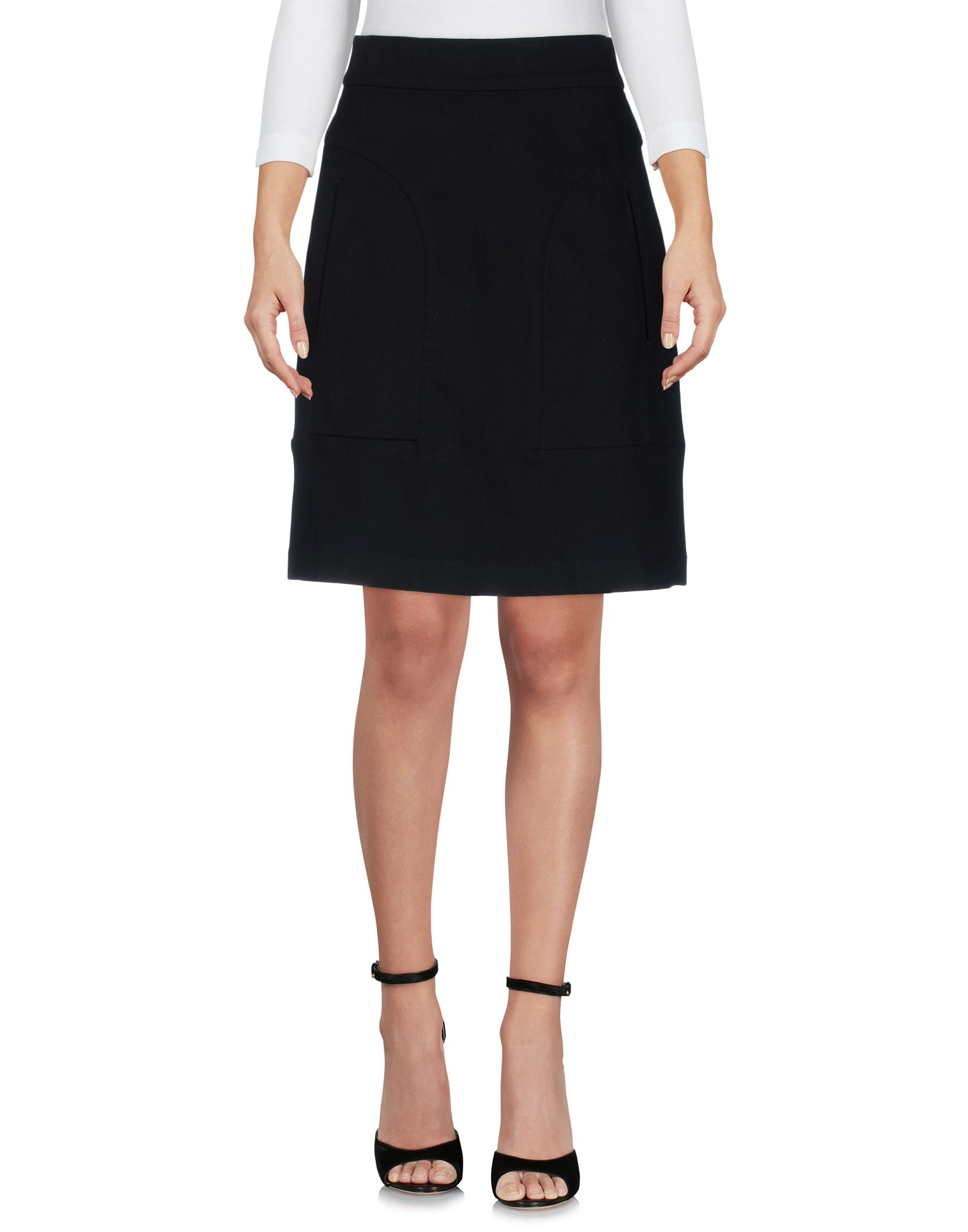 ESCADA Джинсовая юбка escada vintage кружевная юбка 90 е