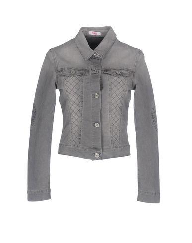 Фото - Джинсовая верхняя одежда серого цвета