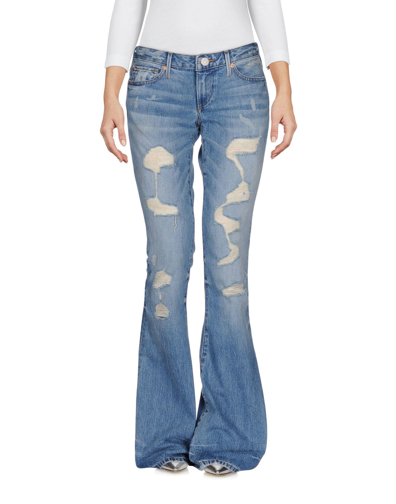 TRUE RELIGION Джинсовые брюки dismero джинсовые брюки