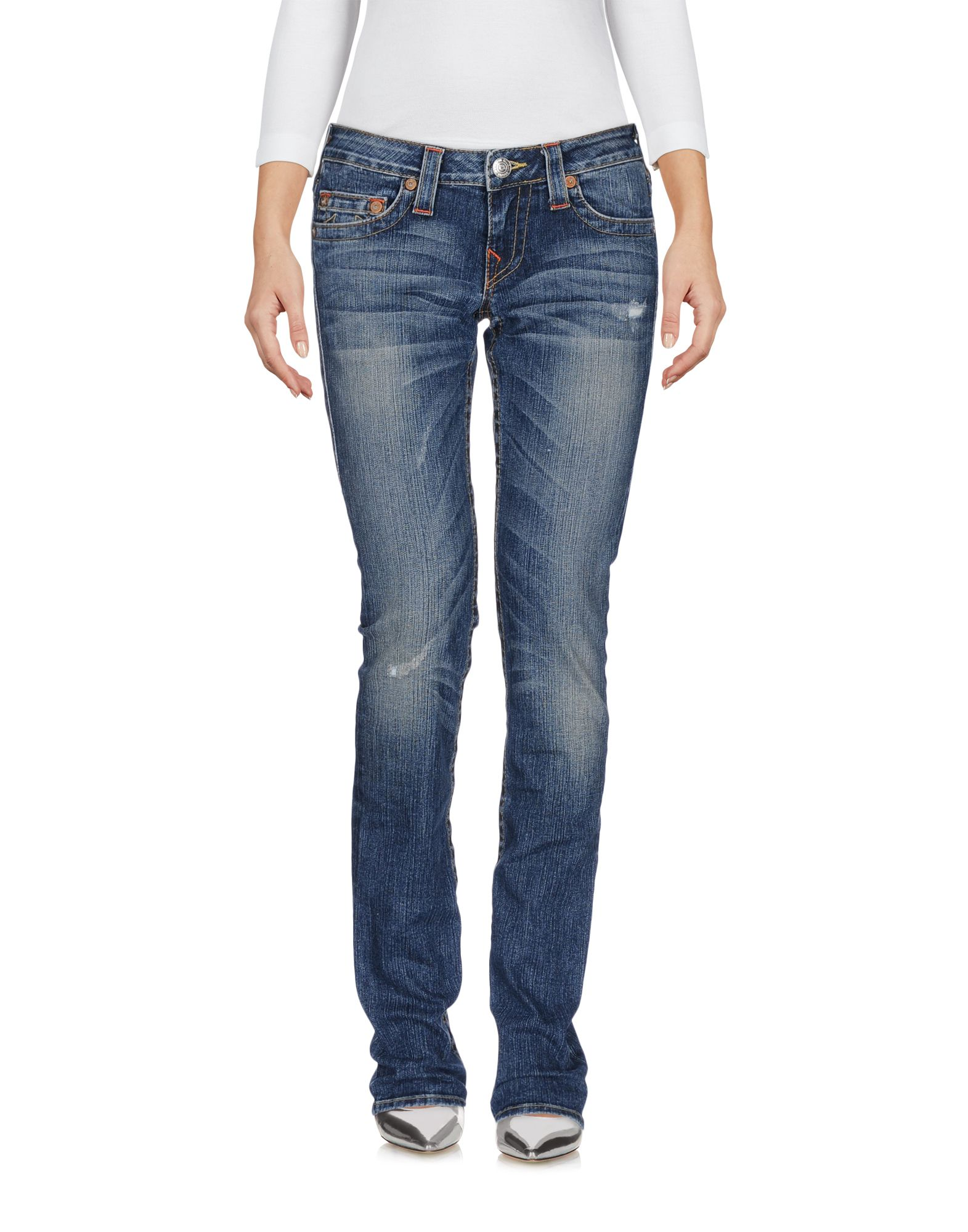ФОТО true religion джинсовые брюки