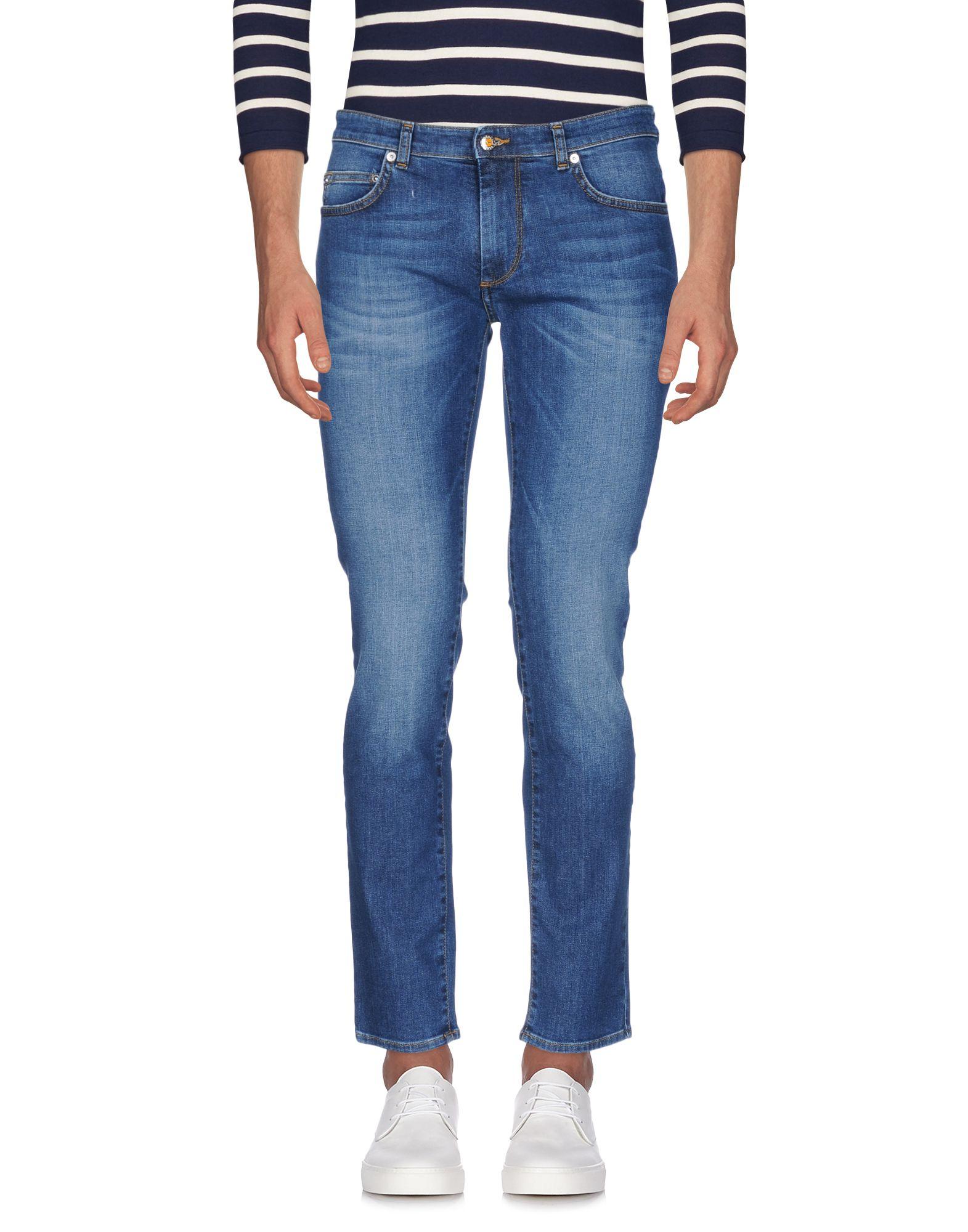 Фото HARMONT&BLAINE Джинсовые брюки. Купить с доставкой