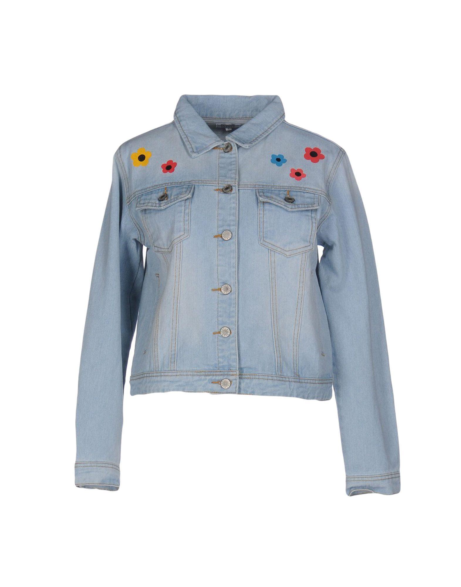 все цены на BRIGITTE BARDOT Джинсовая верхняя одежда в интернете