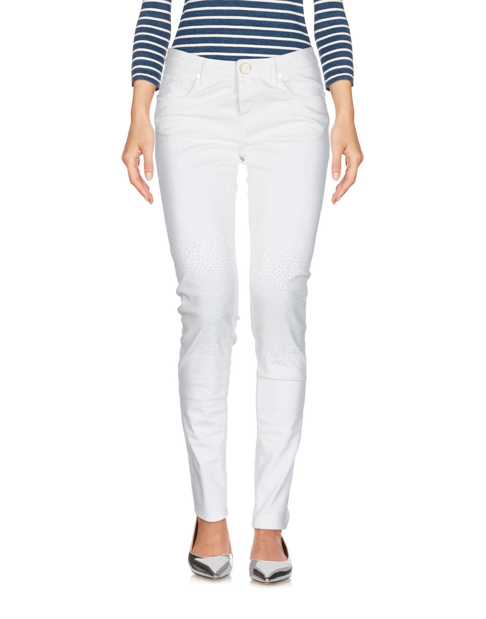 Фото PINKO Джинсовые брюки. Купить с доставкой