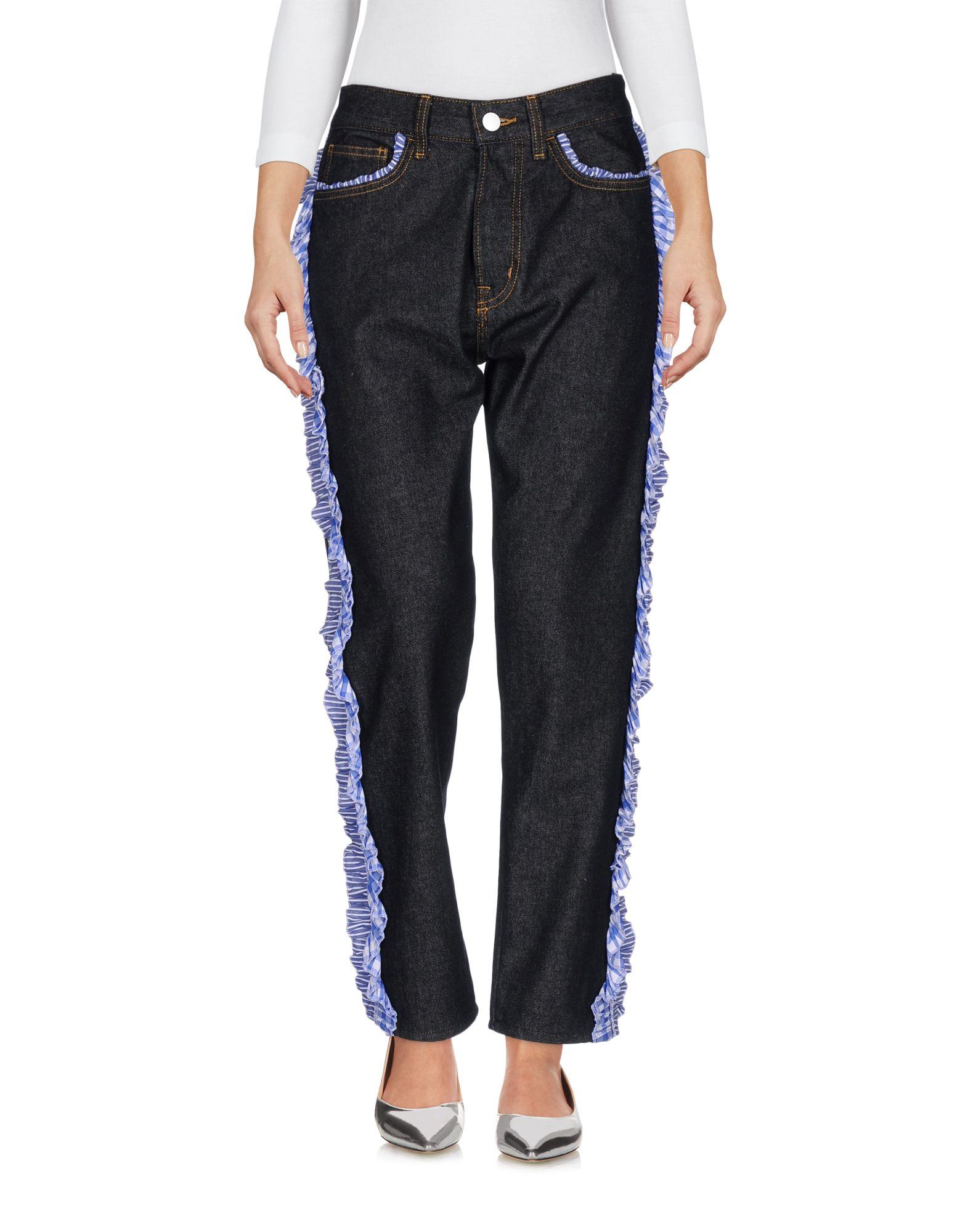 VIRGINIA BIZZI Джинсовые брюки аксессуар чехол для samsung galaxy s9 plus znp 360 degree pink