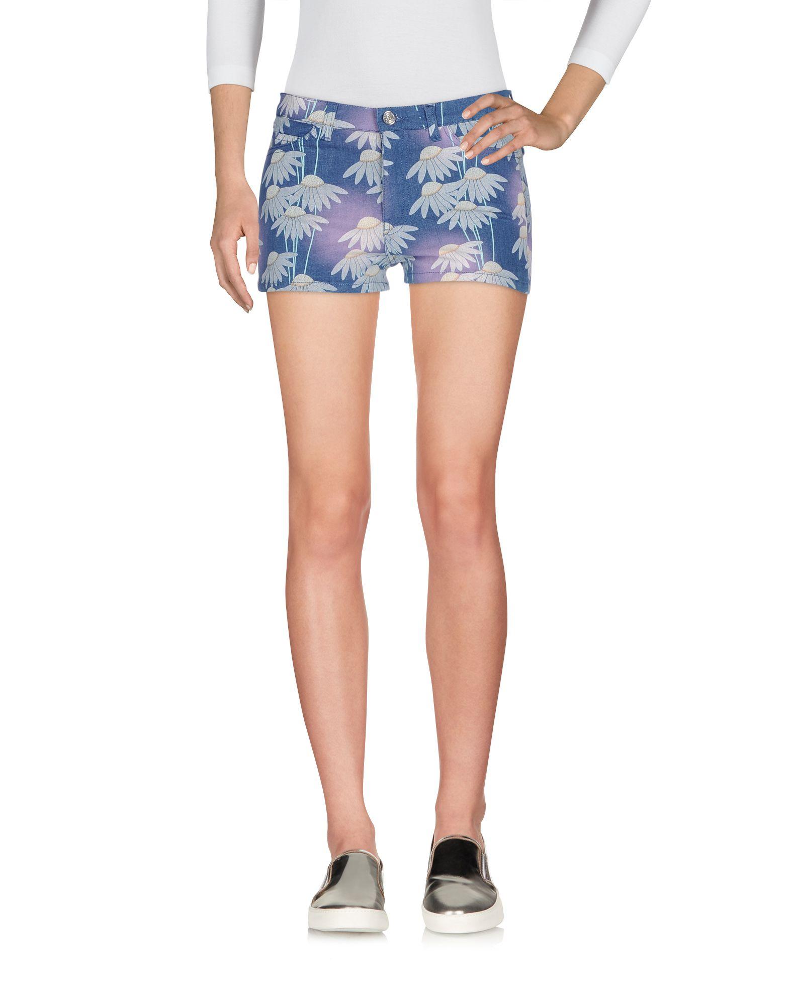 BLUGIRL FOLIES Джинсовые шорты superfine джинсовые шорты