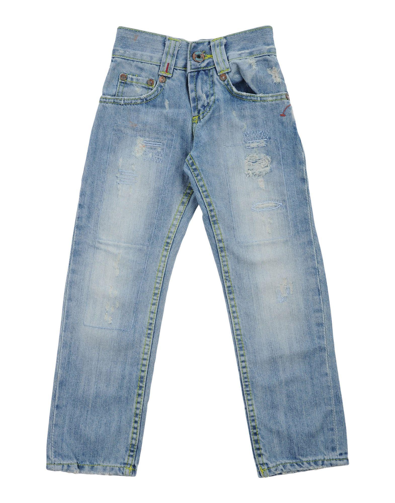 DONDUP STANDART Джинсовые брюки автокресло siger мякиш плюс серый 6 12 лет 22 36 кг группа 3