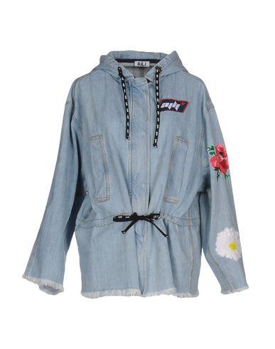 AU JOUR LE JOUR - ДЖИНСОВАЯ ОДЕЖДА - Джинсовая верхняя одежда
