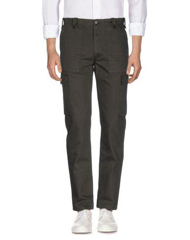 Фото - Джинсовые брюки цвет зеленый-милитари