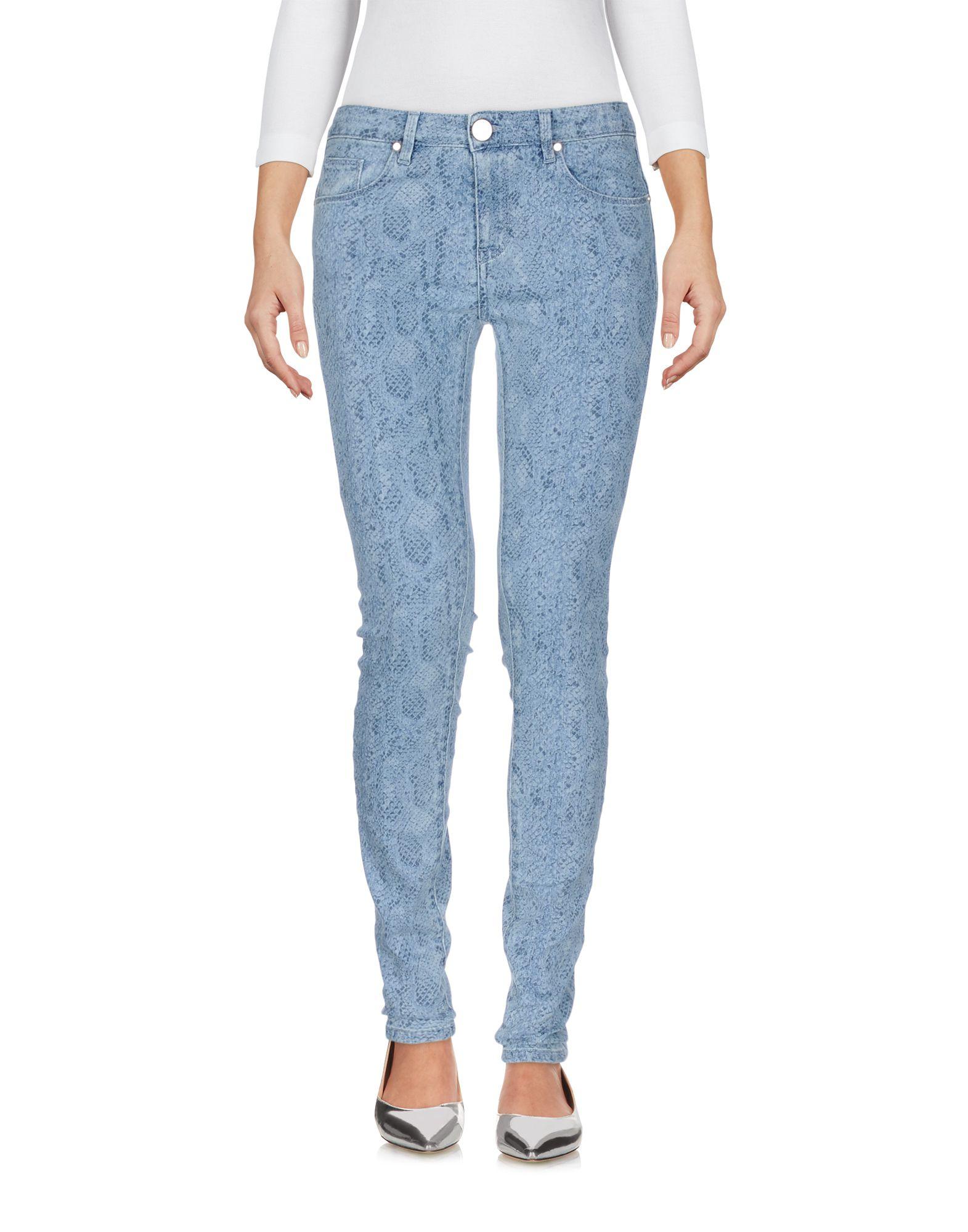 PINKO Джинсовые брюки женские брюки лэйт светлый размер 56